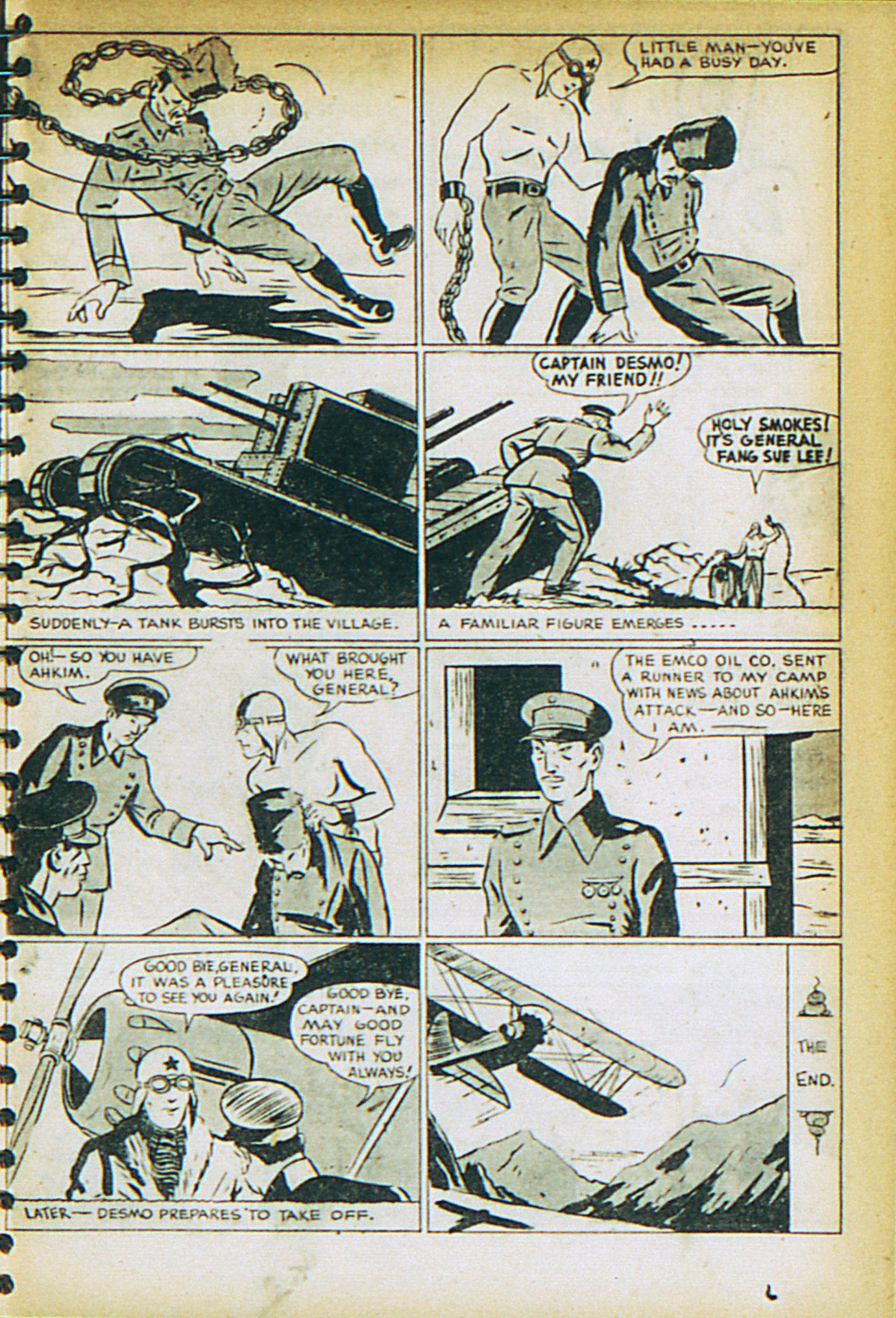 Read online Adventure Comics (1938) comic -  Issue #27 - 33