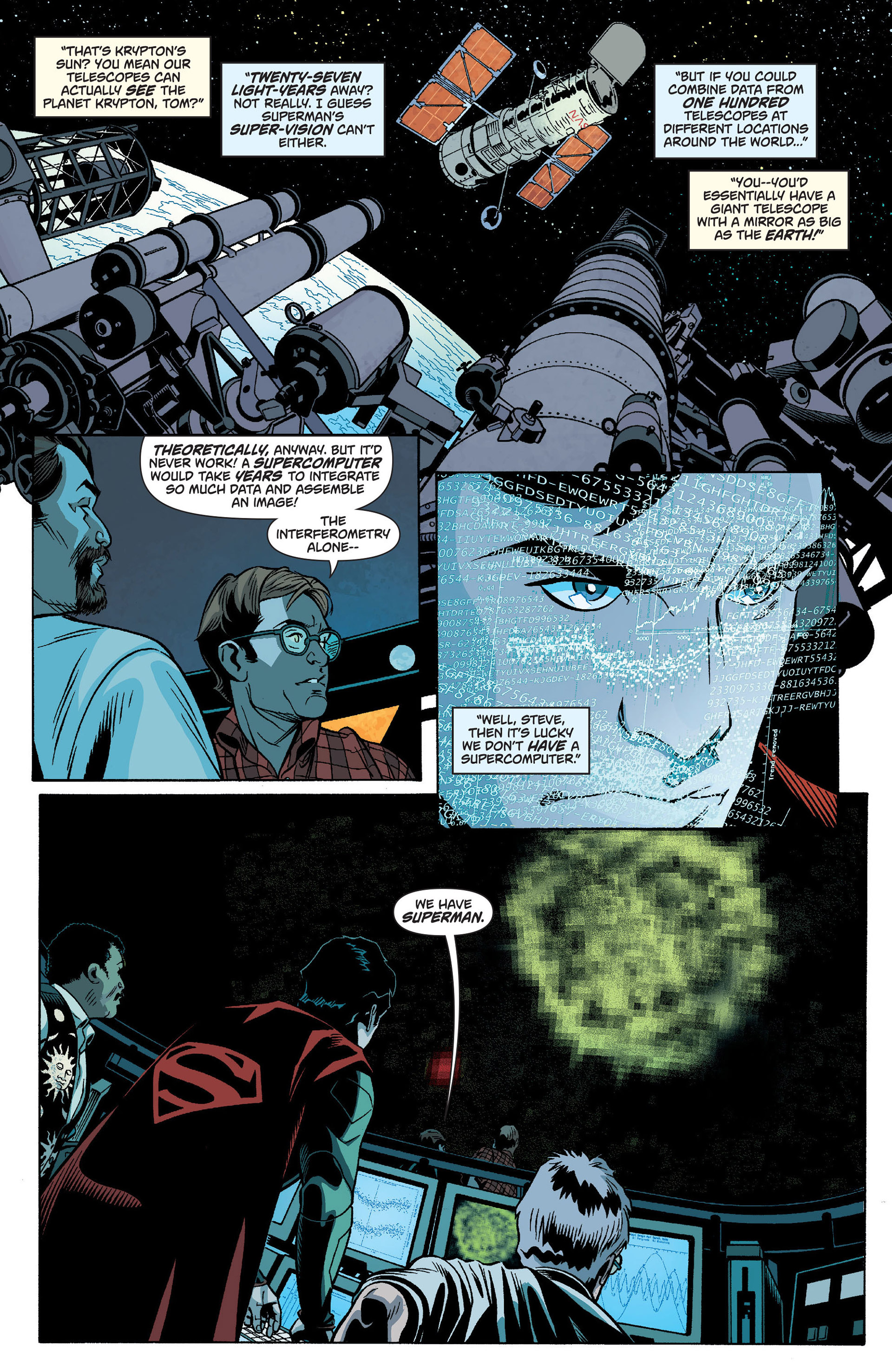 Read online Action Comics (2011) comic -  Issue #14 - 29