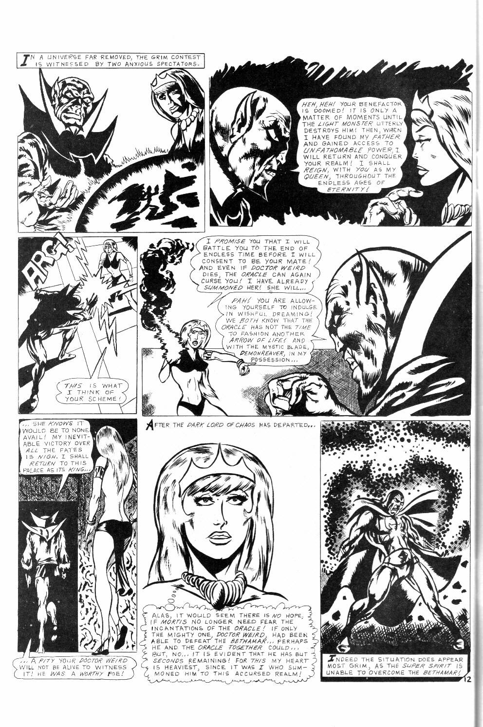 Read online Dr. Weird Special comic -  Issue # Full - 54