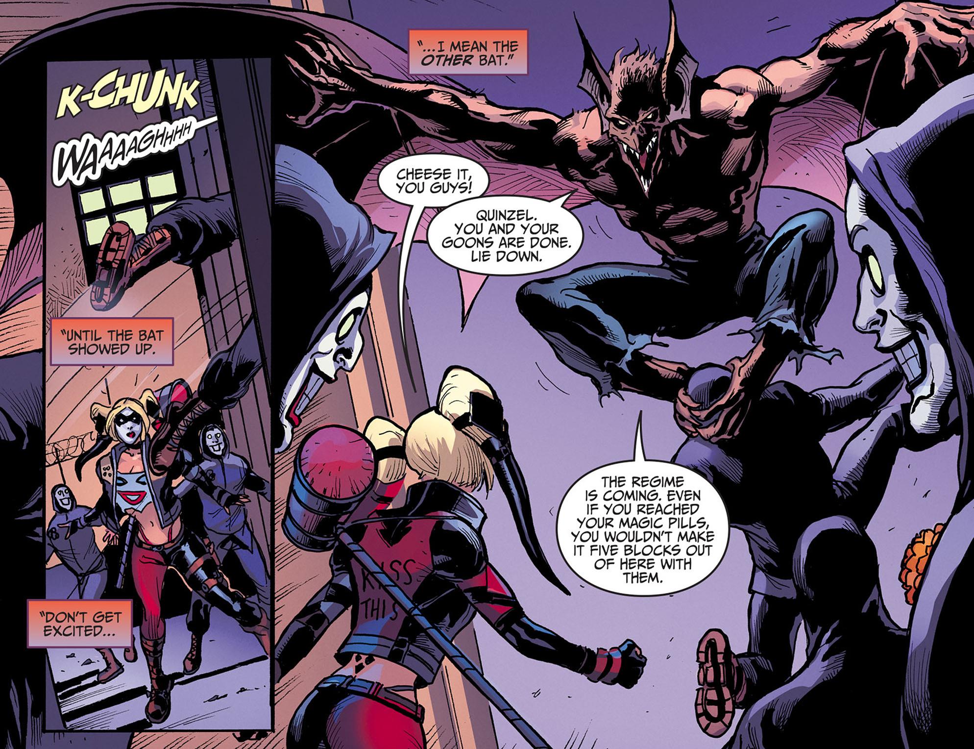 Read online Injustice: Ground Zero comic -  Issue #2 - 8