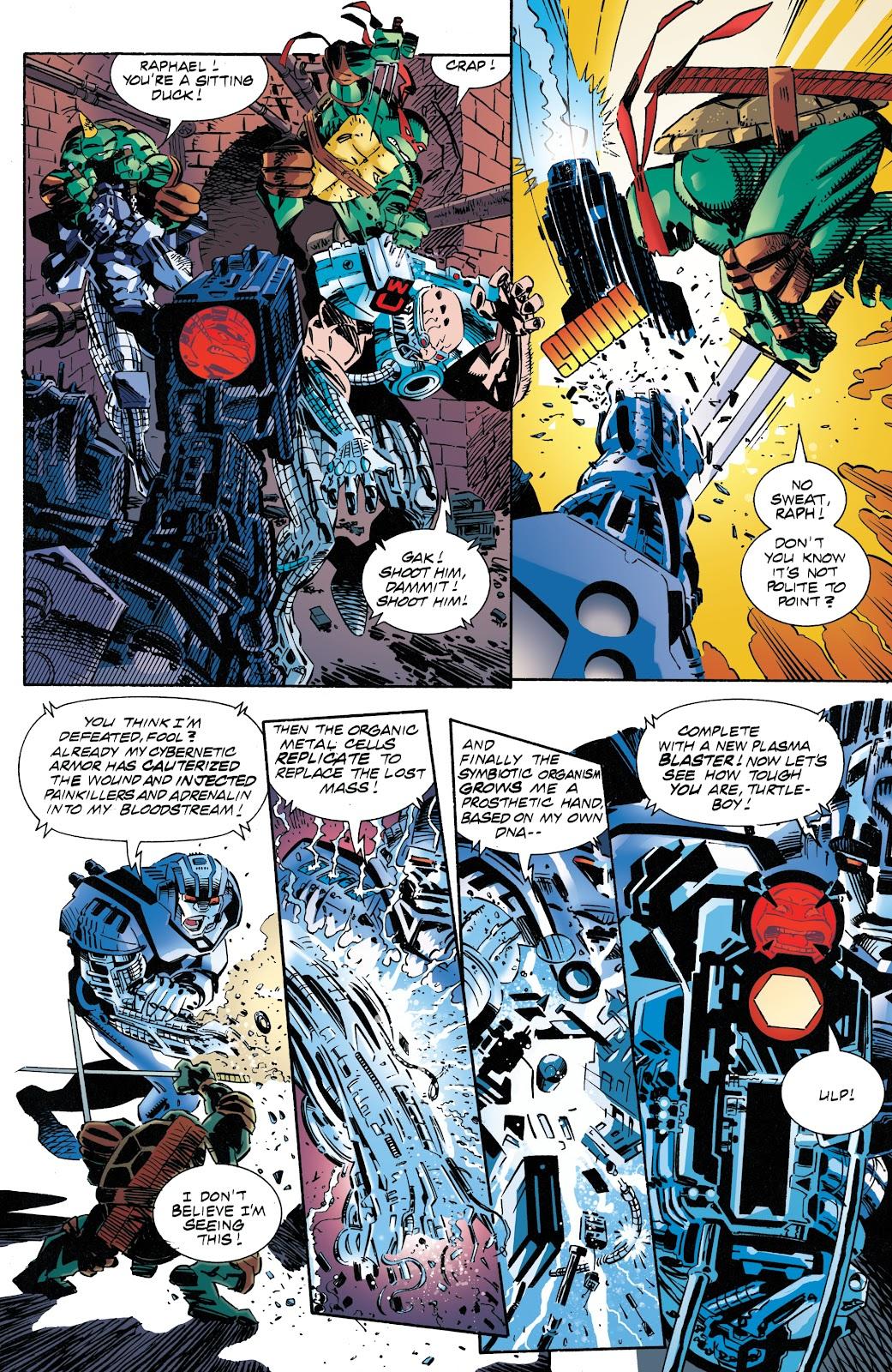 Read online Teenage Mutant Ninja Turtles (2011) comic -  Issue #104 - 30