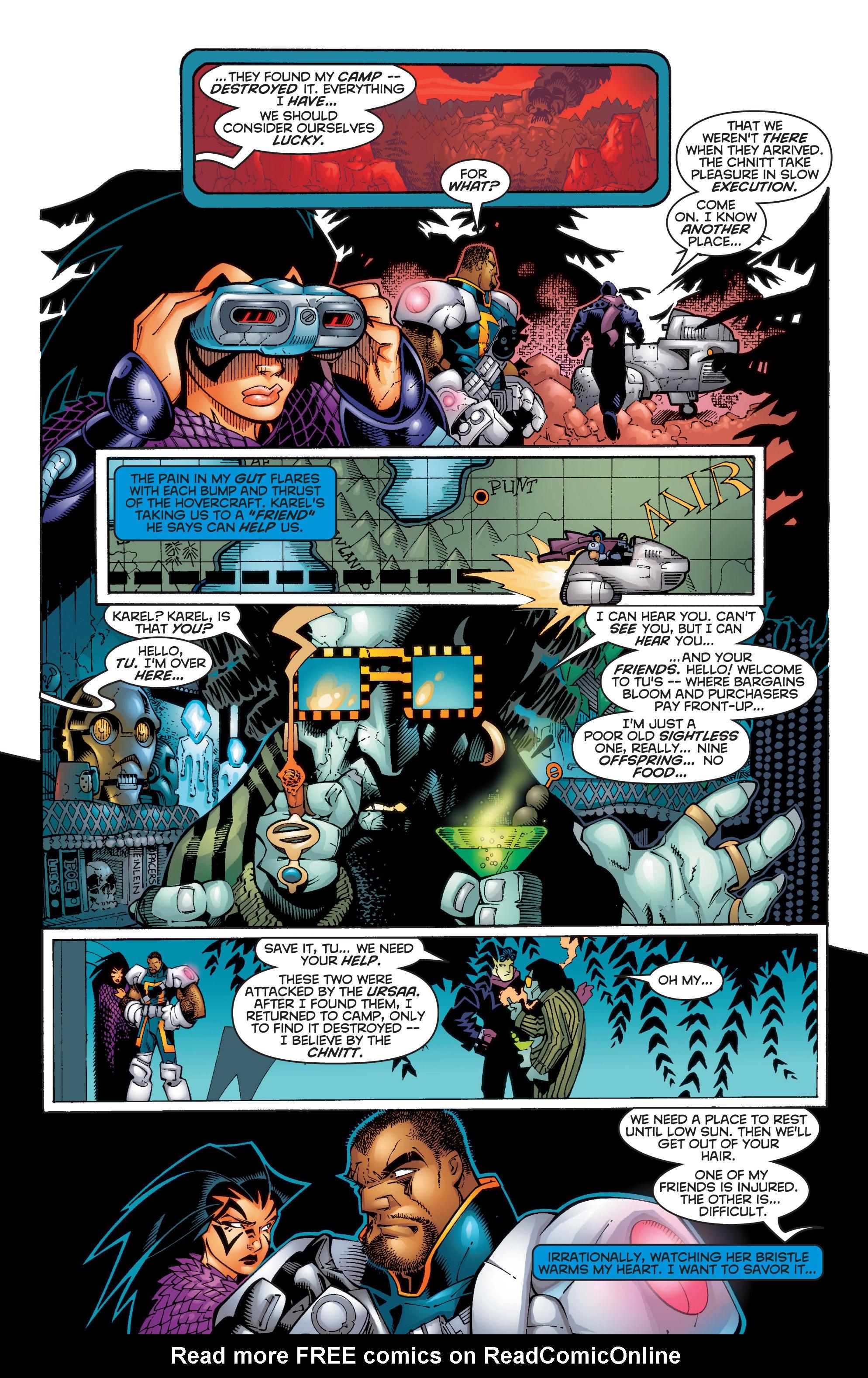 Read online Uncanny X-Men (1963) comic -  Issue #358 - 6