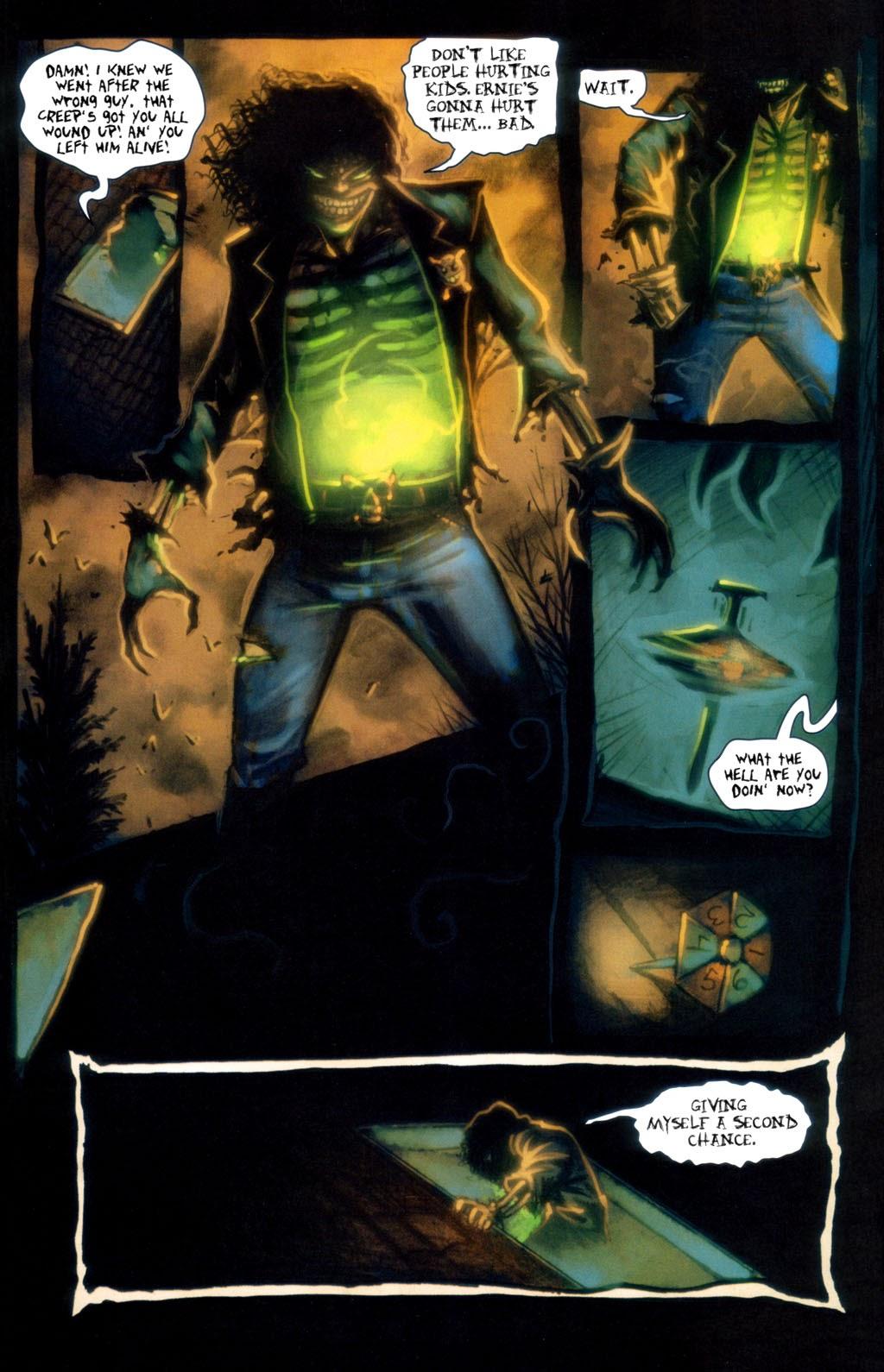 Read online Evil Ernie in Santa Fe comic -  Issue #1 - 21