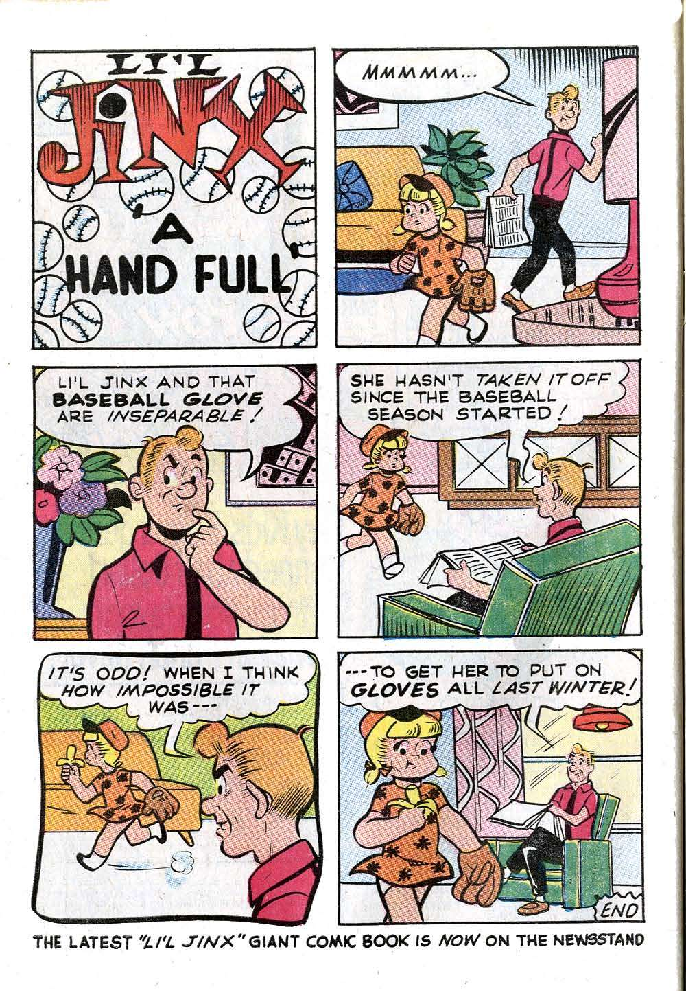Read online Archie (1960) comic -  Issue #211 - 10