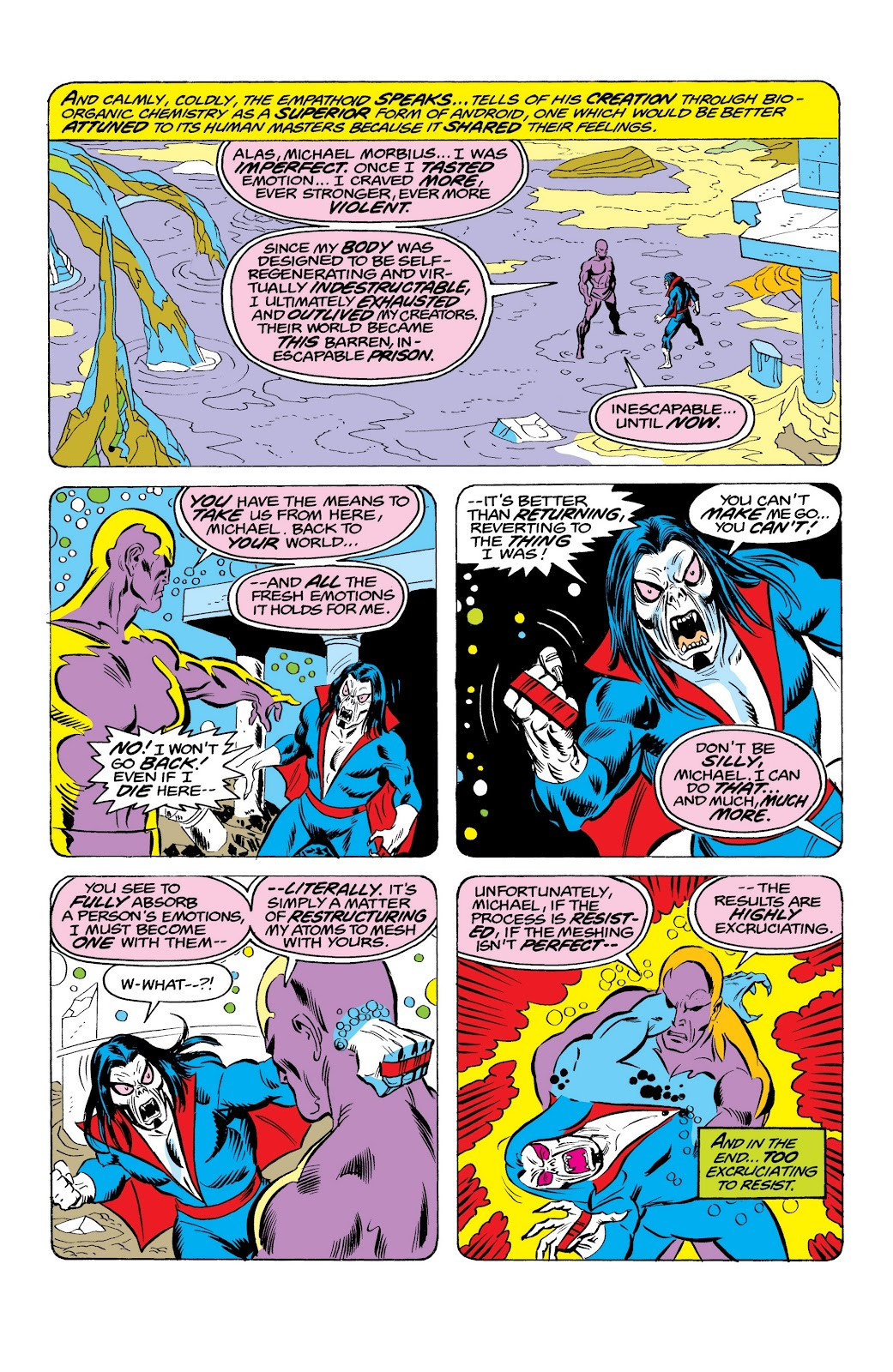 Read online Marvel Masterworks: The Spectacular Spider-Man comic -  Issue # TPB (Part 2) - 28