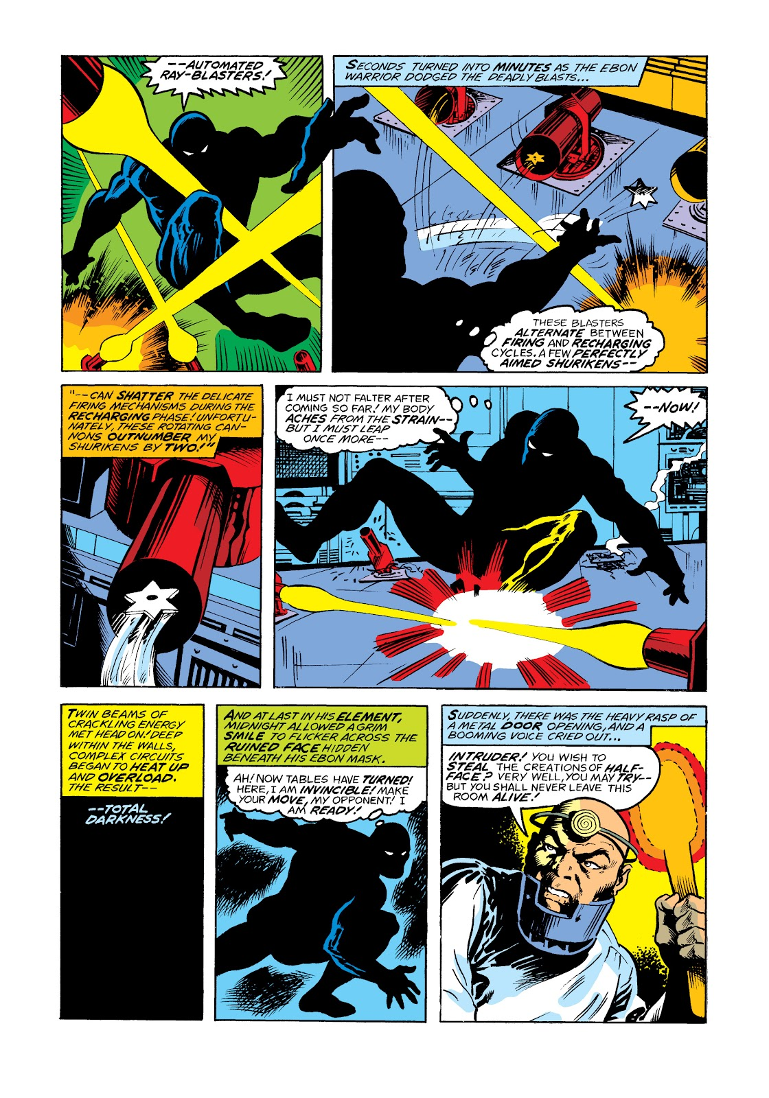Read online Marvel Masterworks: The Invincible Iron Man comic -  Issue # TPB 11 (Part 3) - 118