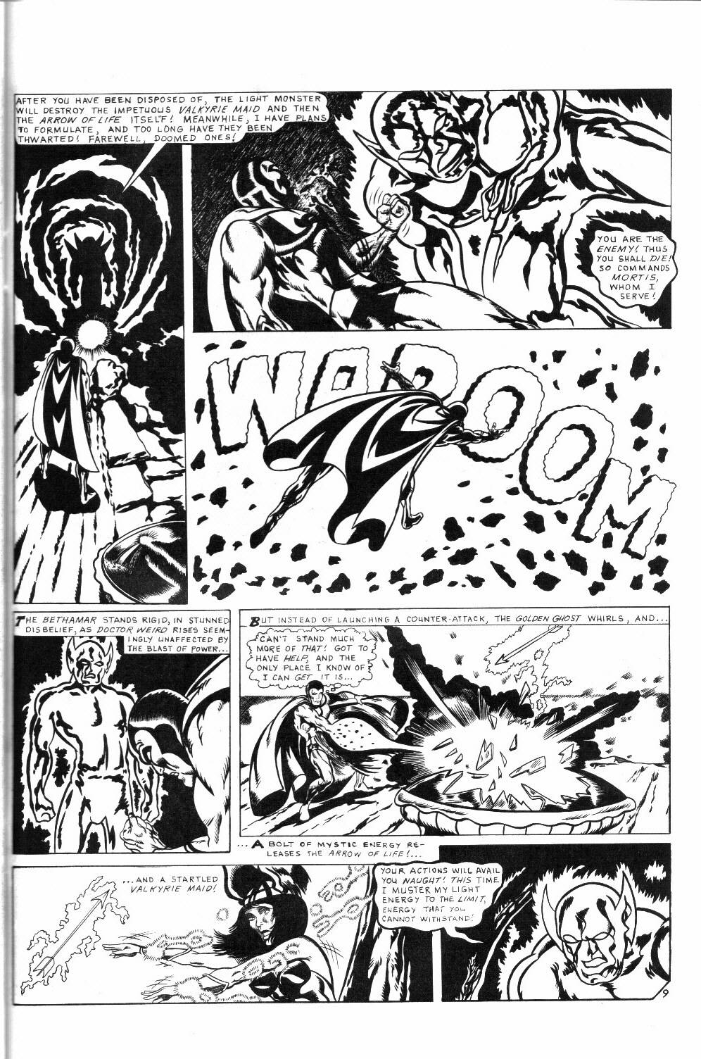 Read online Dr. Weird Special comic -  Issue # Full - 51