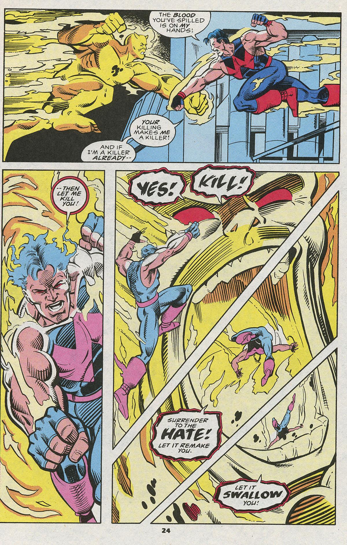 Read online Wonder Man (1991) comic -  Issue #12 - 18