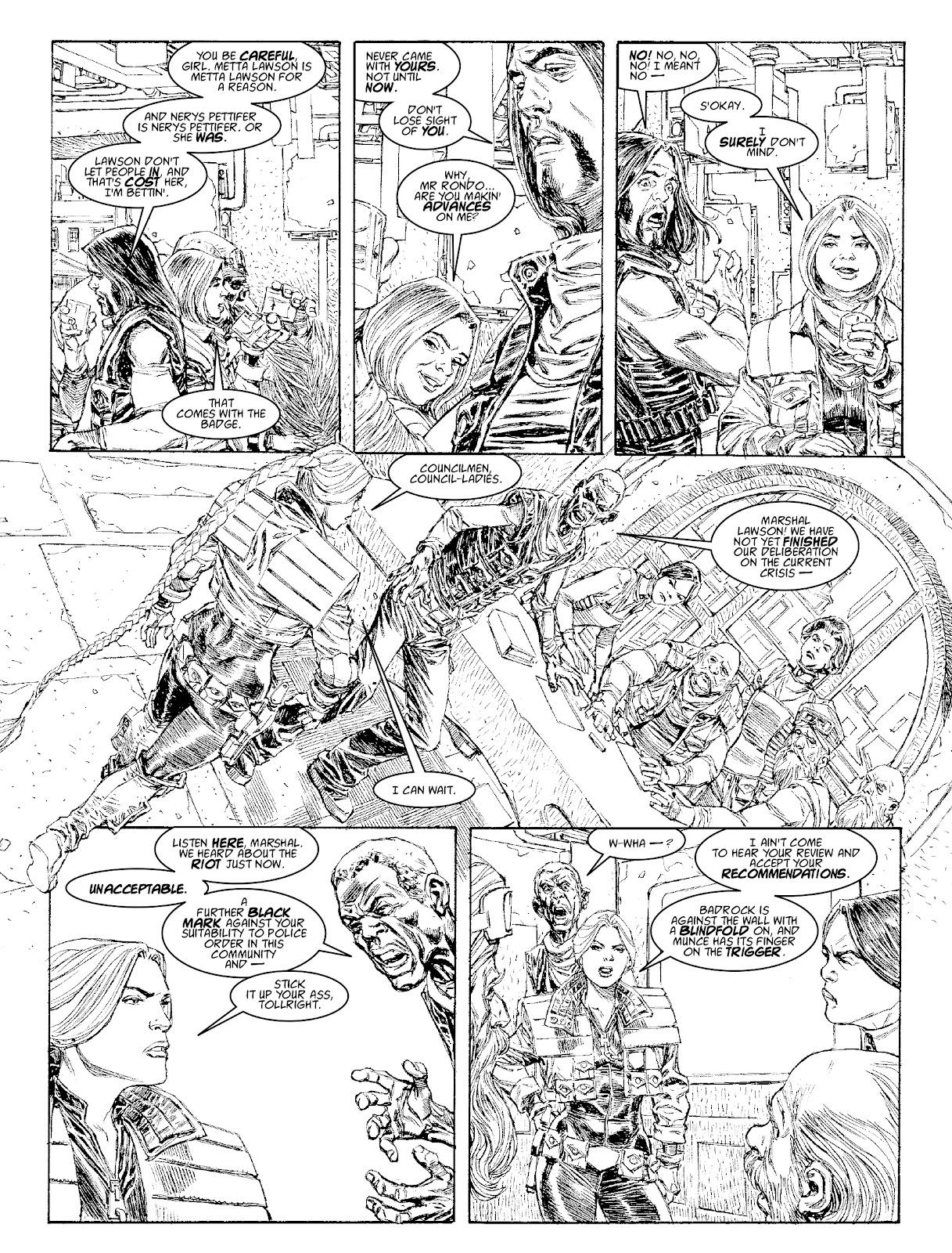 Judge Dredd Megazine (Vol. 5) Issue #381 #180 - English 58