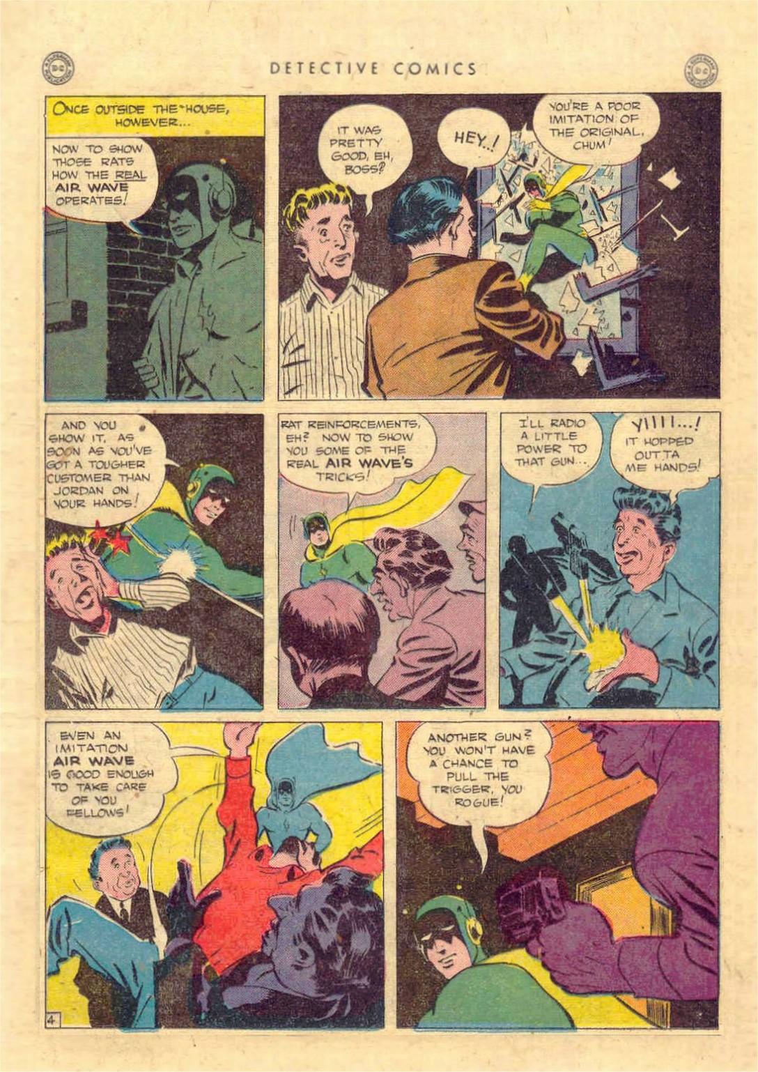 Read online Detective Comics (1937) comic -  Issue #97 - 34