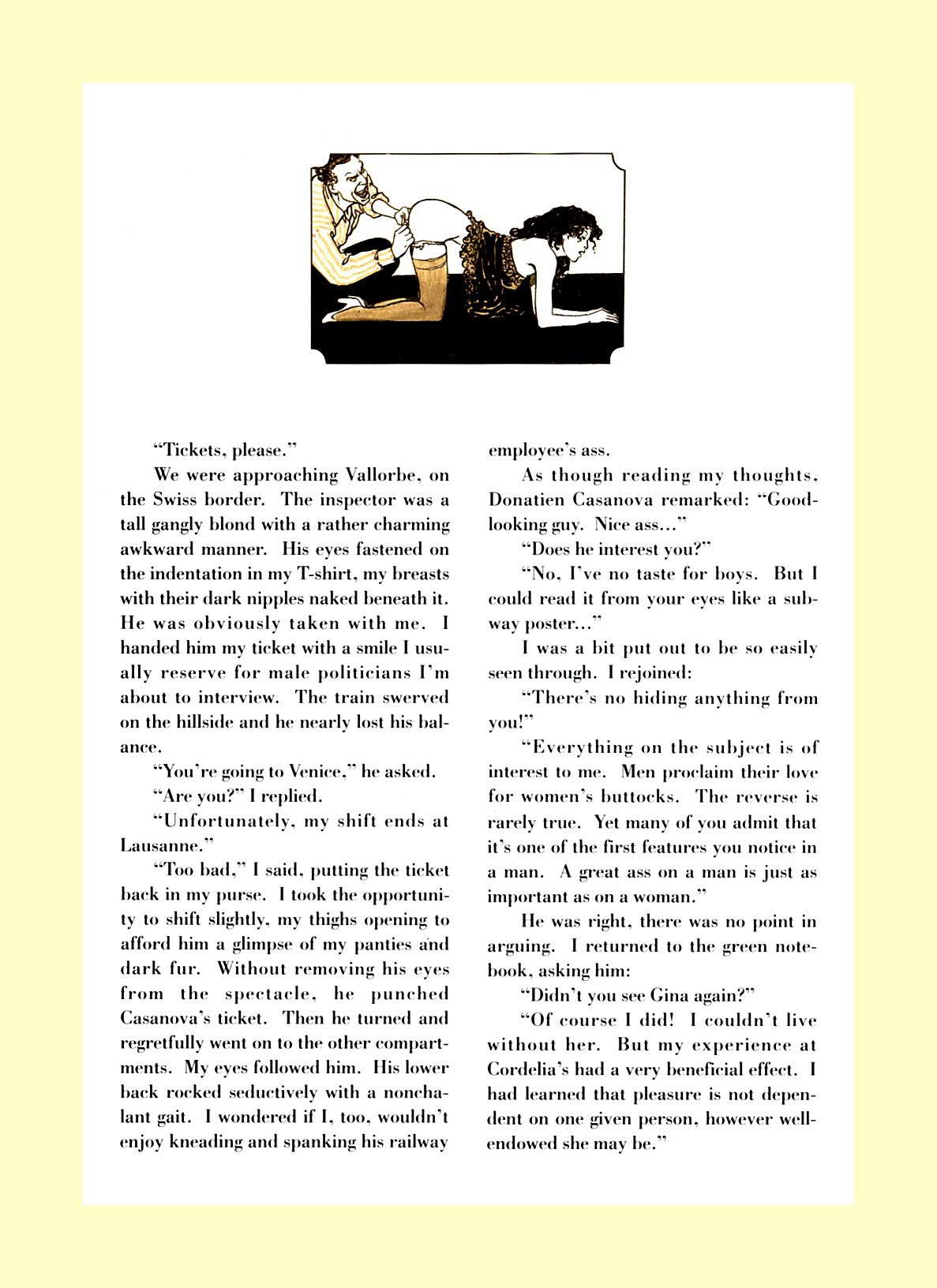 The Art of Spanking issue TPB - Page 34