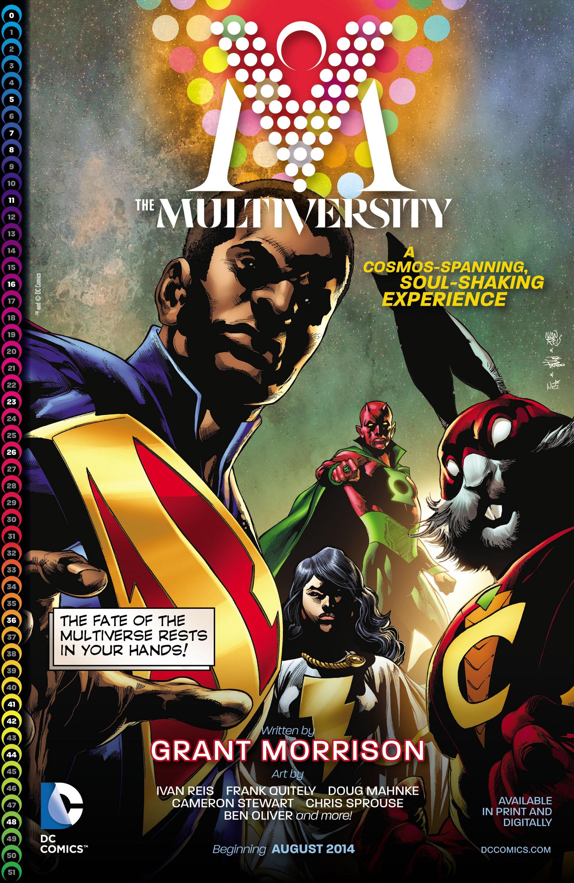 Read online Trinity of Sin: The Phantom Stranger comic -  Issue #22 - 28