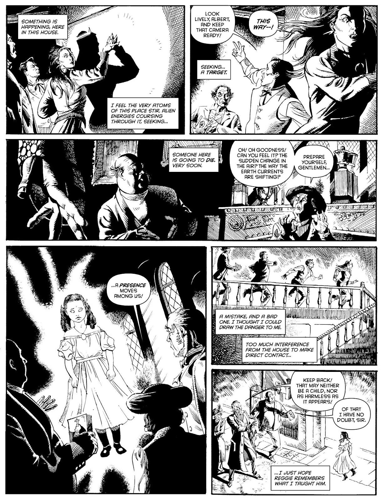 Judge Dredd Megazine (Vol. 5) issue 427 - Page 91