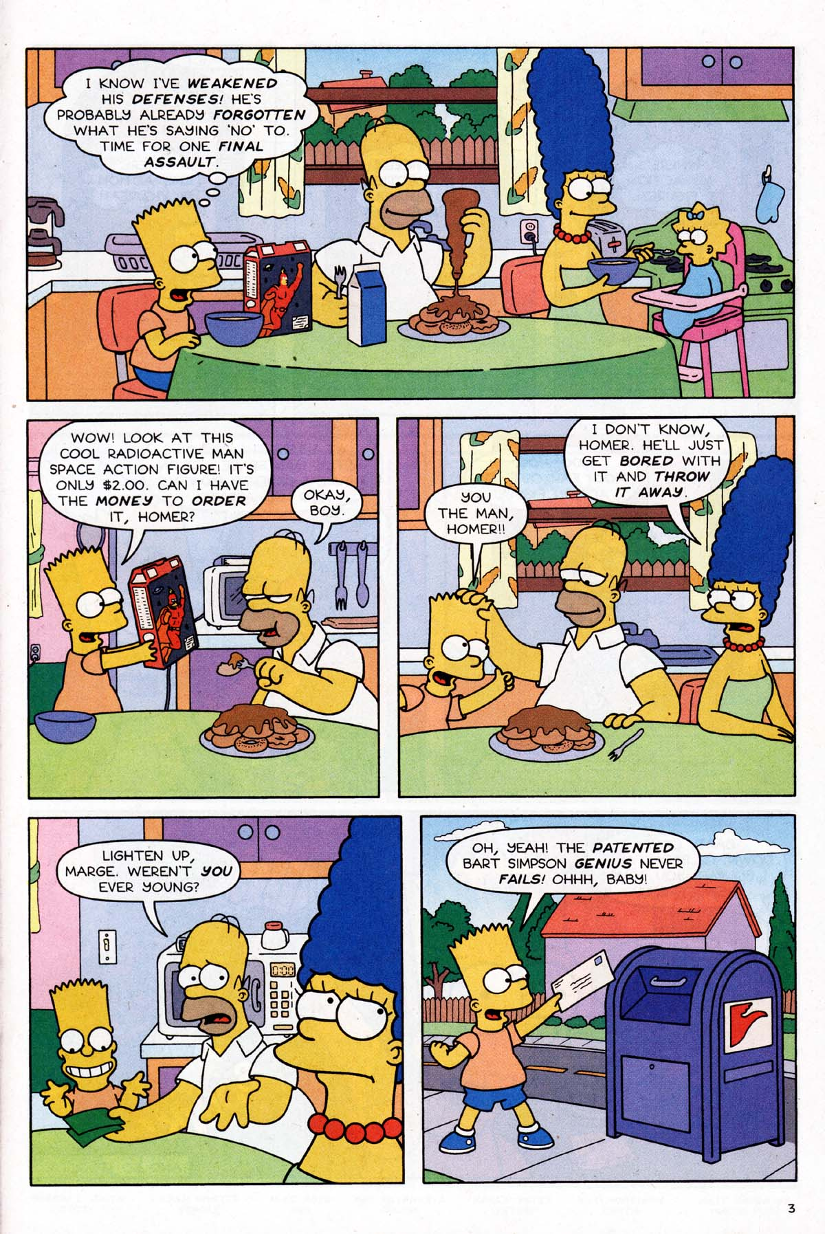 Read online Simpsons Comics Presents Bart Simpson comic -  Issue #9 - 20