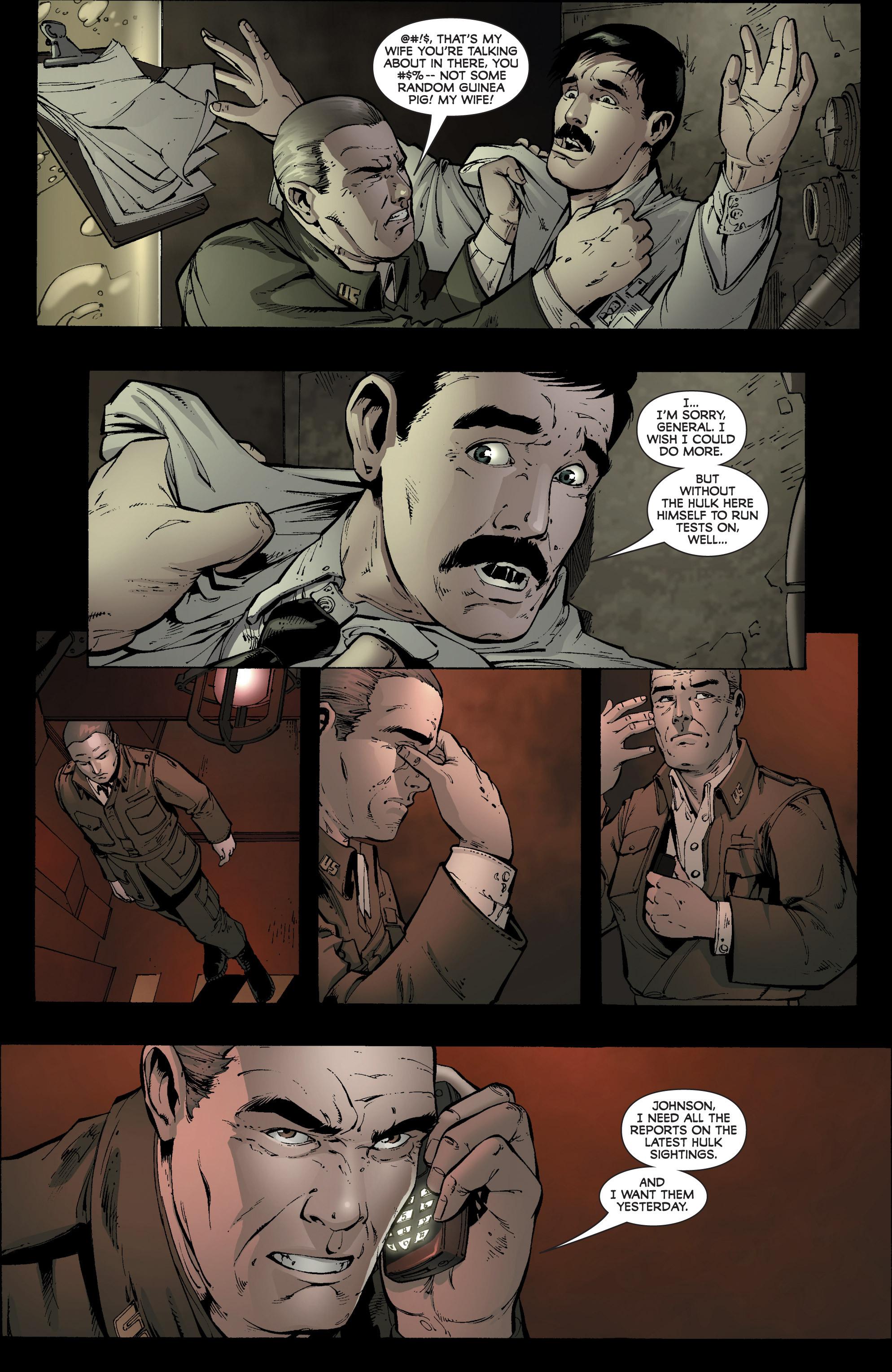 Read online World War Hulk: Gamma Corps comic -  Issue #3 - 20