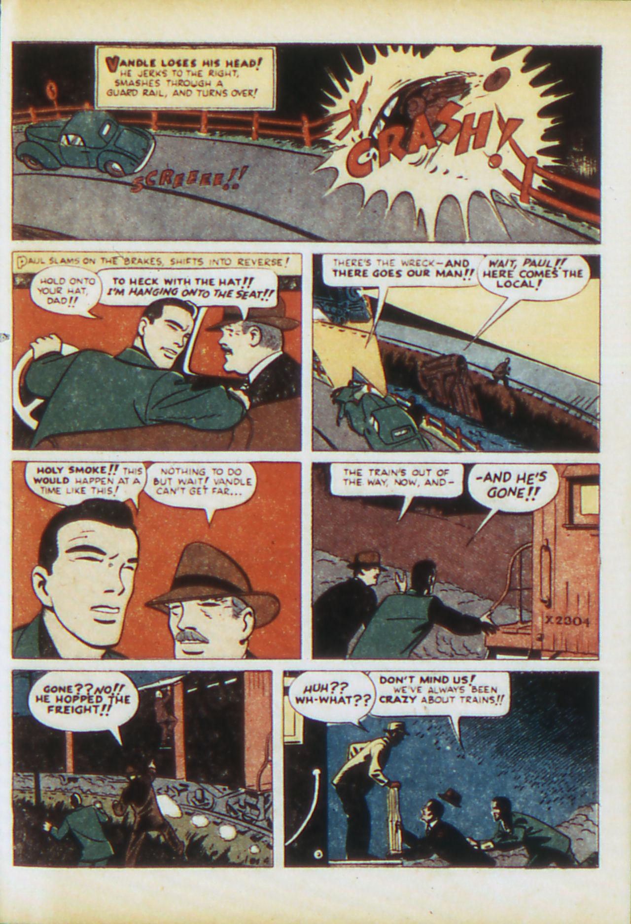 Read online Adventure Comics (1938) comic -  Issue #71 - 54