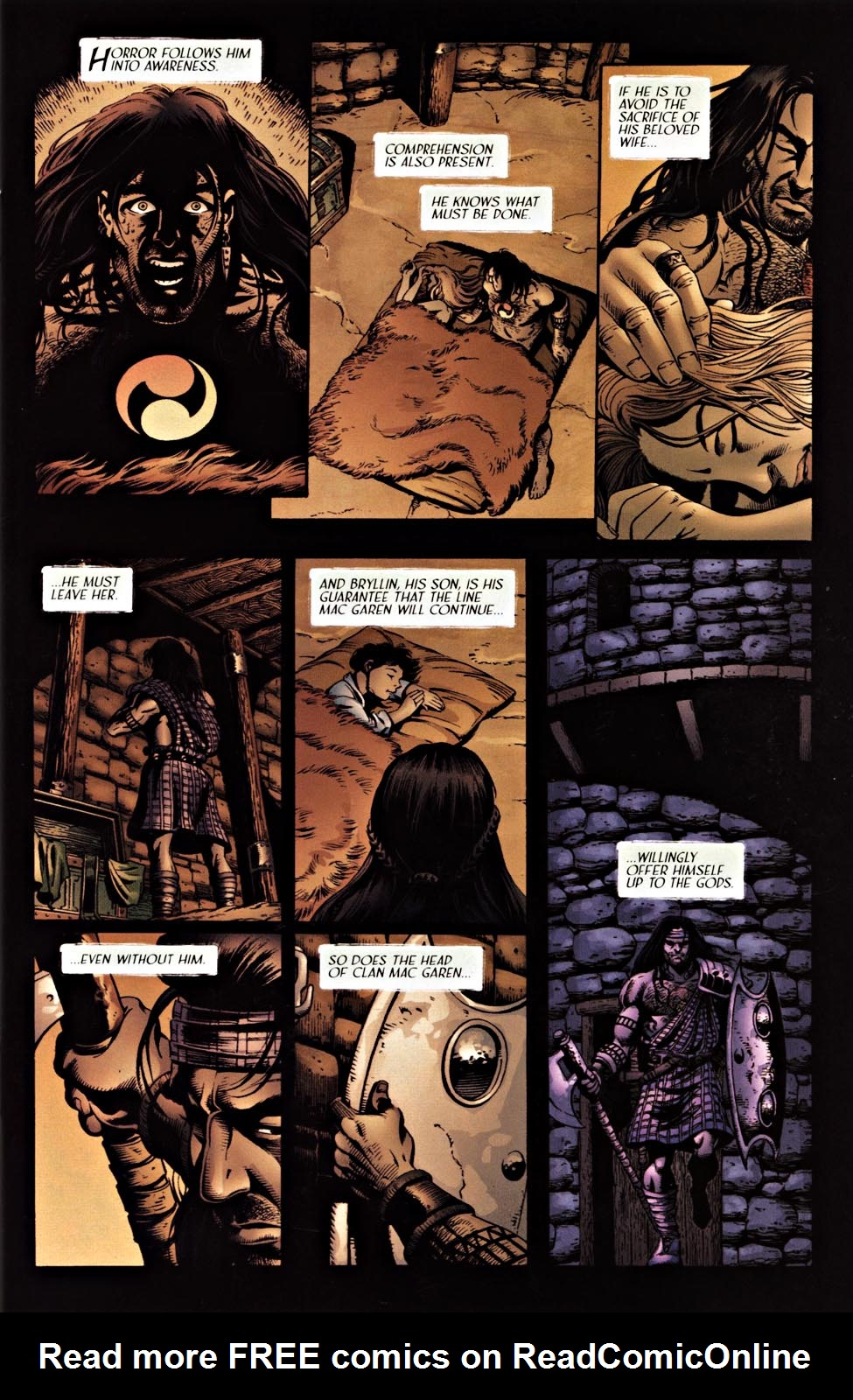 Read online Solus comic -  Issue #3 - 13