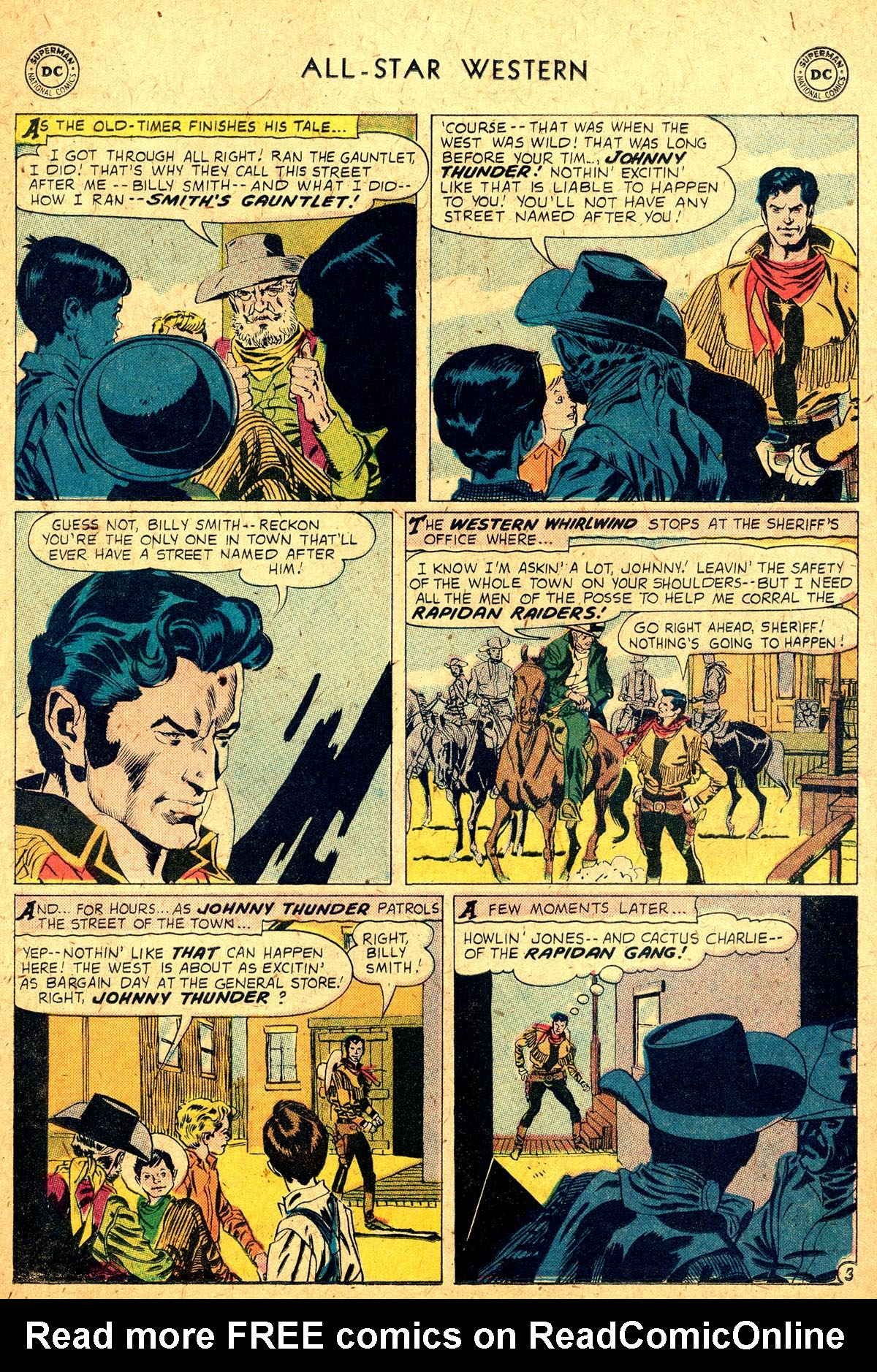 Read online All-Star Western (1951) comic -  Issue #104 - 27