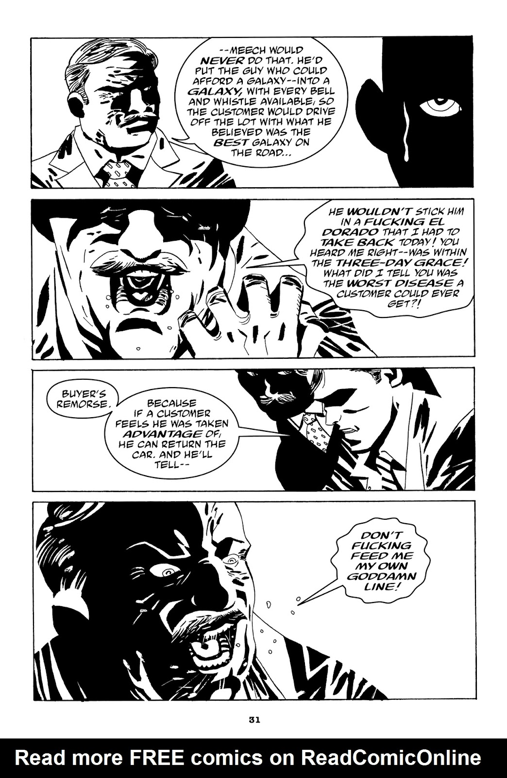 Read online Filthy Rich comic -  Issue # TPB (Part 1) - 33