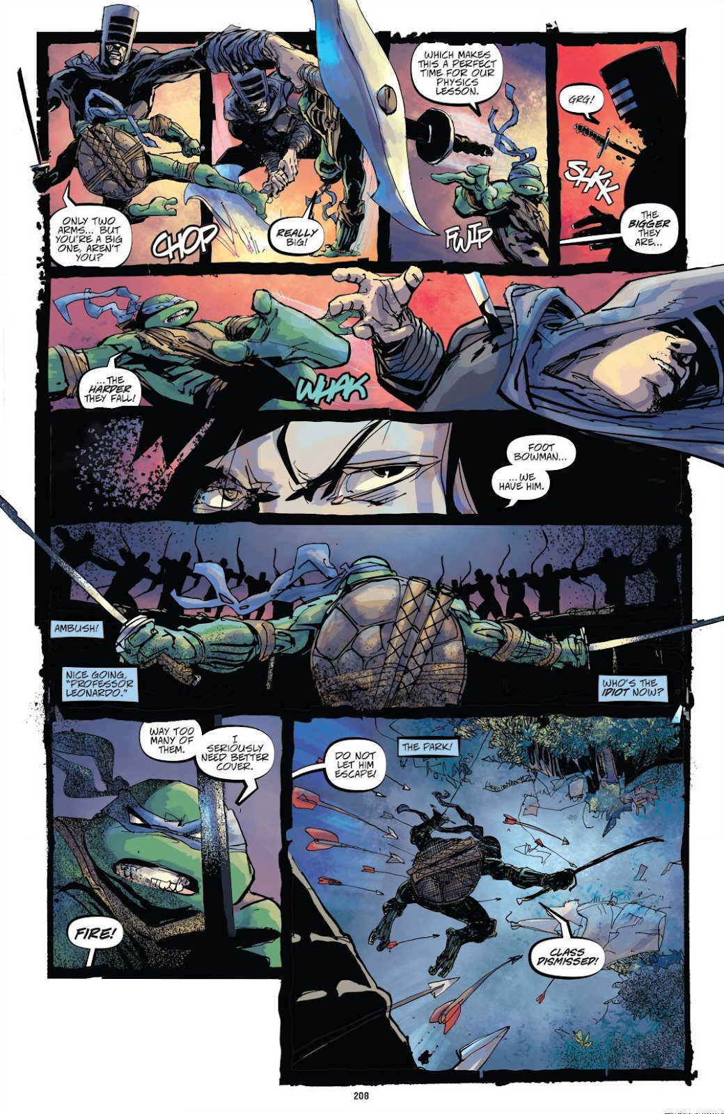 Read online Teenage Mutant Ninja Turtles: The IDW Collection comic -  Issue # TPB 8 (Part 3) - 7