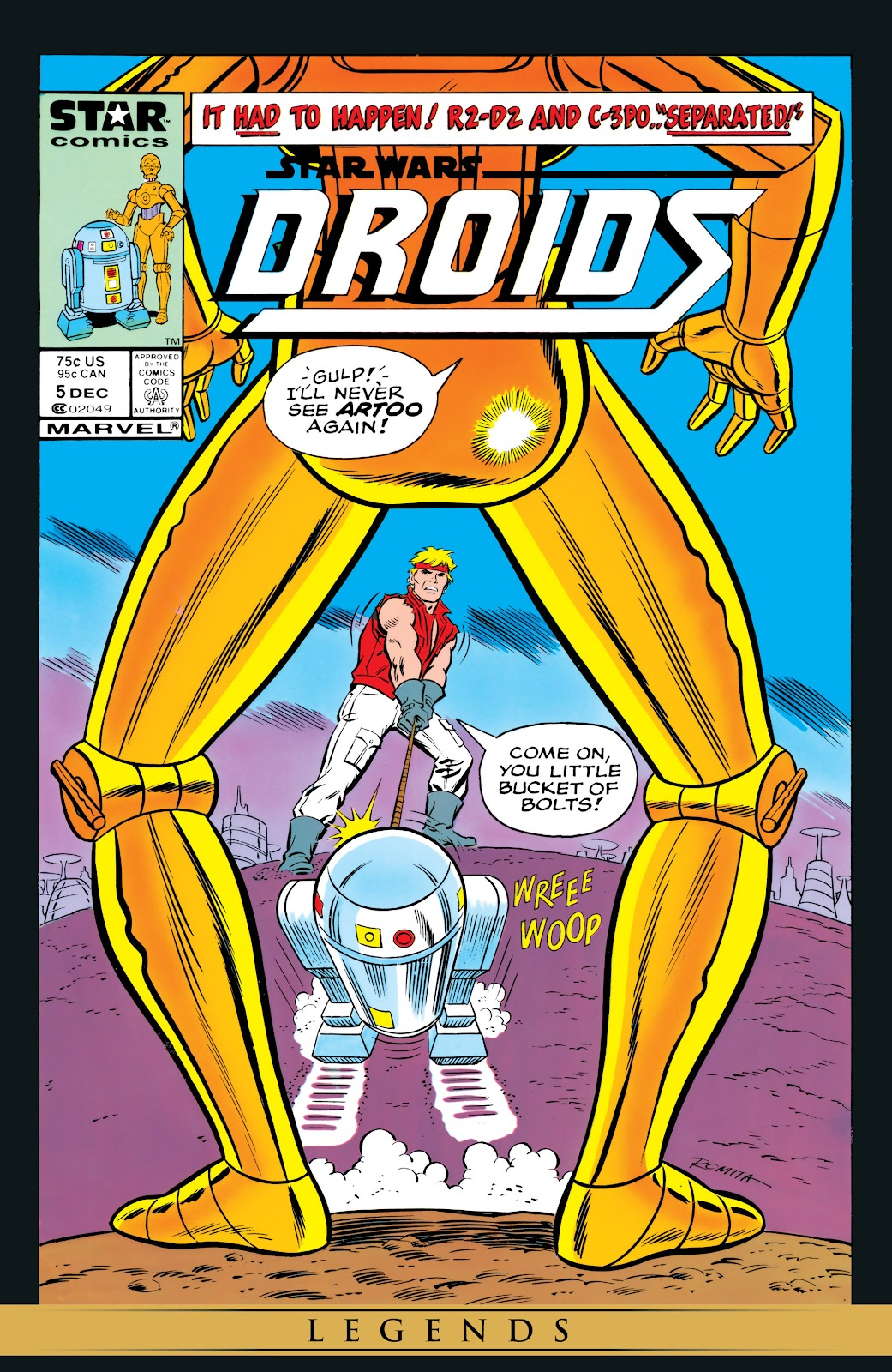 Star Wars: Droids (1986) issue 5 - Page 1