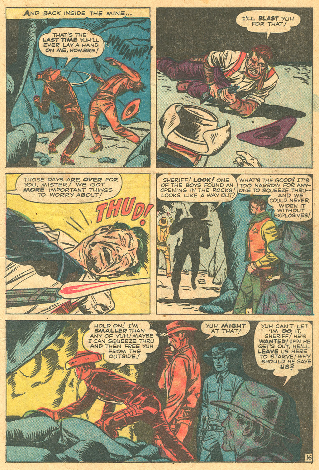 The Rawhide Kid (1955) issue 22 - Page 21