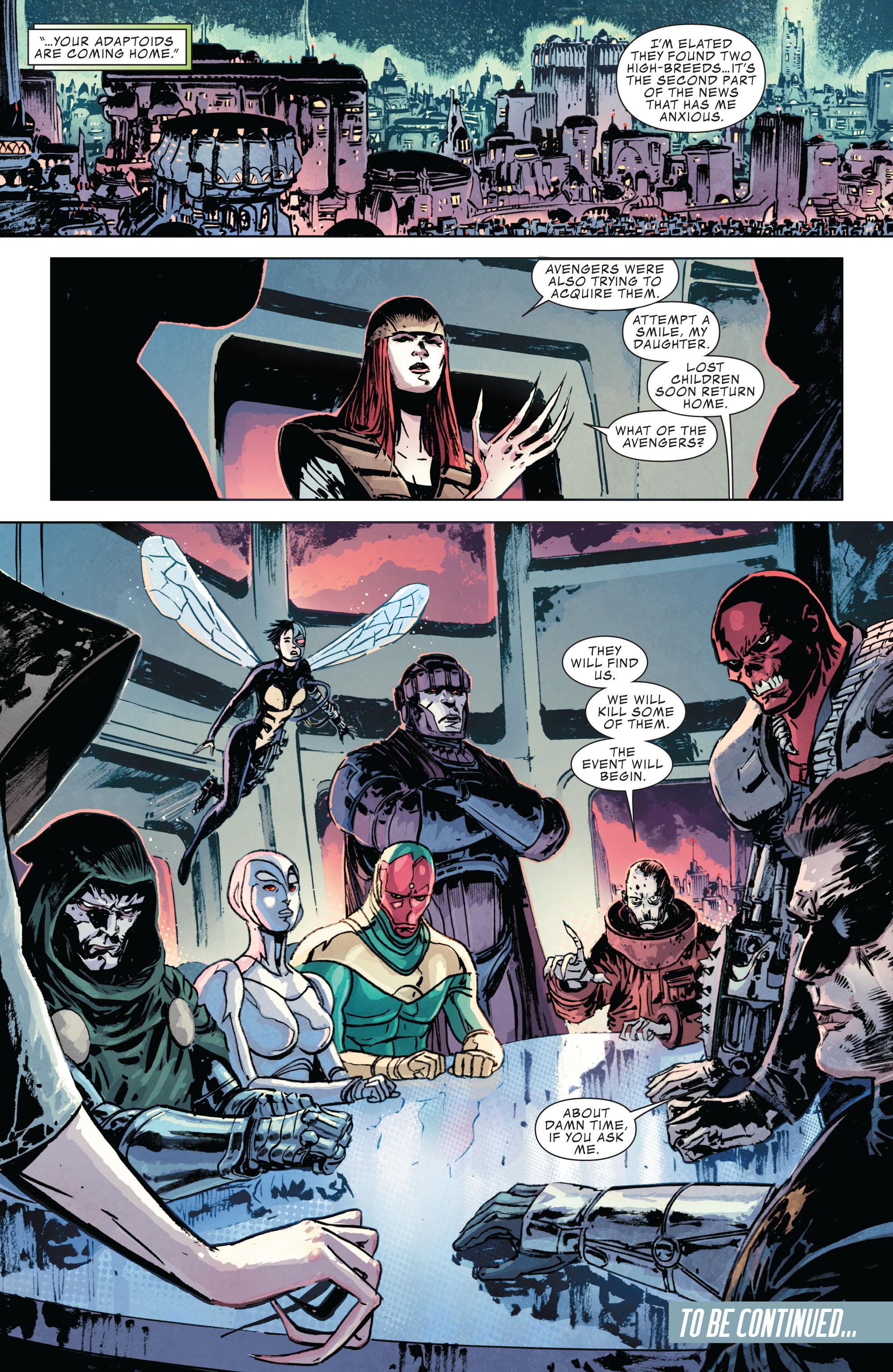 Read online Secret Avengers (2010) comic -  Issue #22 - 21
