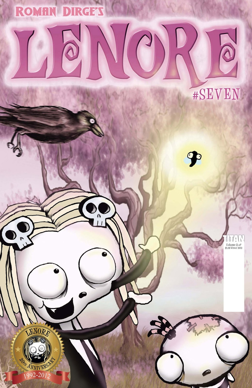 Lenore (2009) issue 7 - Page 1