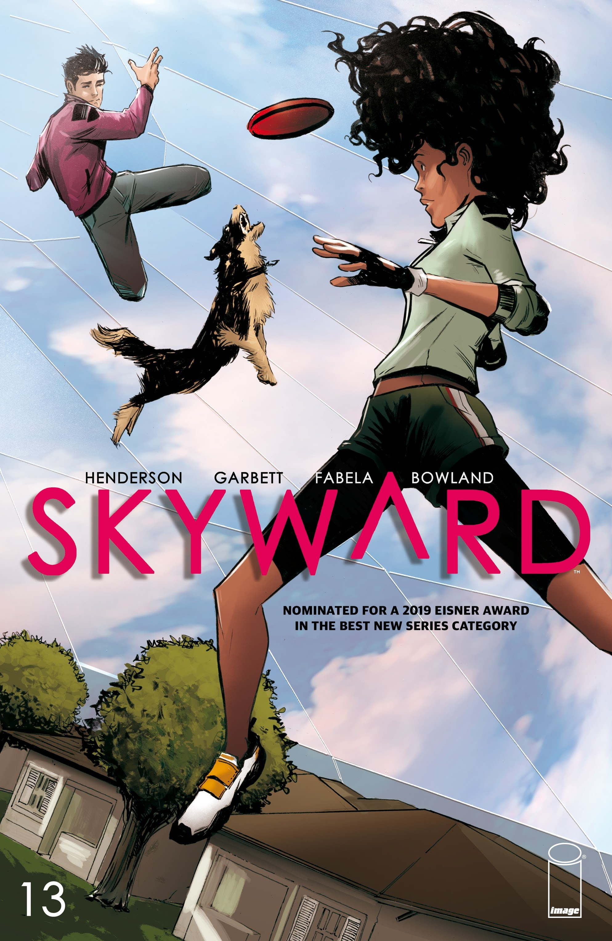 Skyward (2018) issue 13 - Page 1