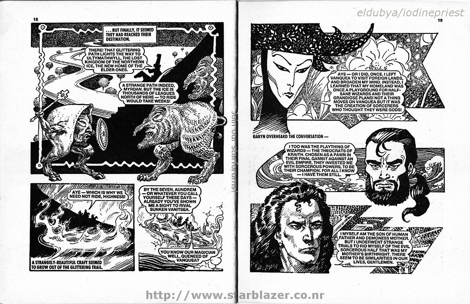 Starblazer issue 271 - Page 11