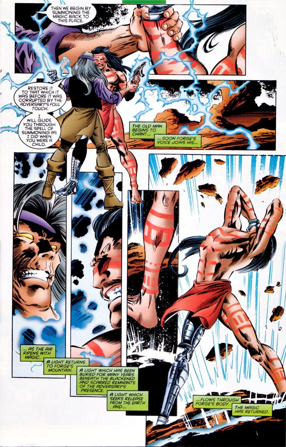 Read online X-Factor (1986) comic -  Issue #121 - 11