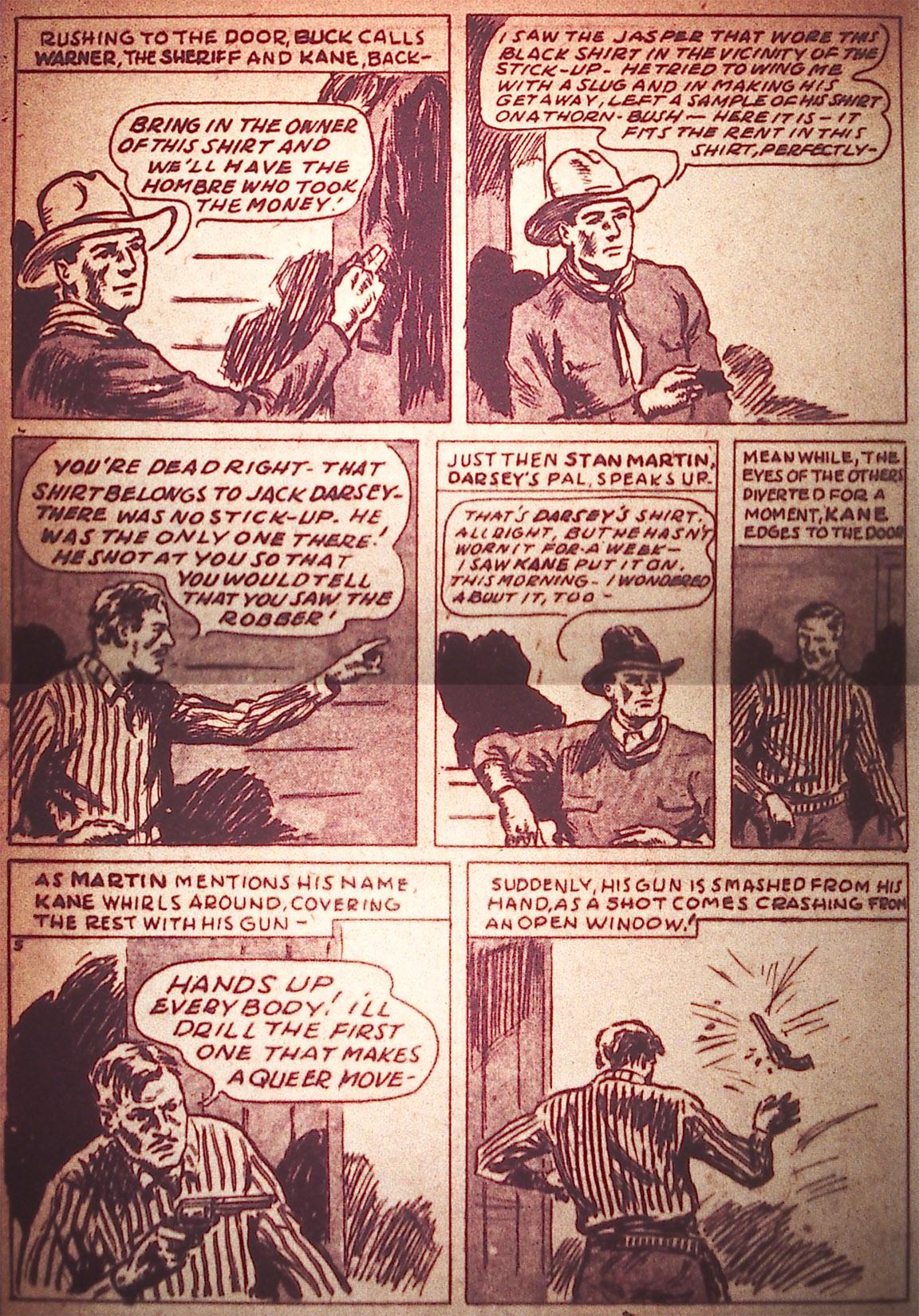 Read online Detective Comics (1937) comic -  Issue #5 - 20