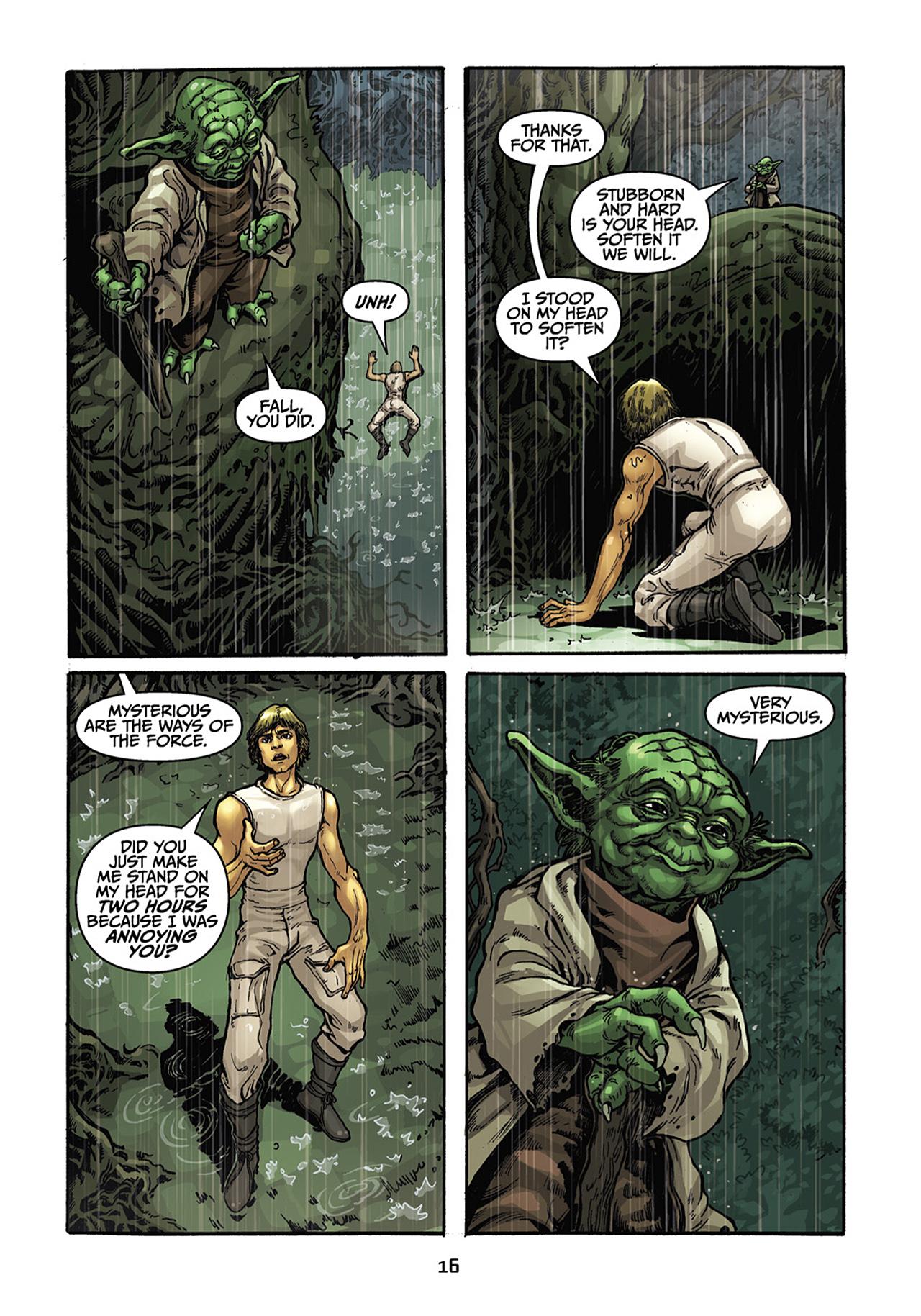 Read online Star Wars Omnibus comic -  Issue # Vol. 33 - 178