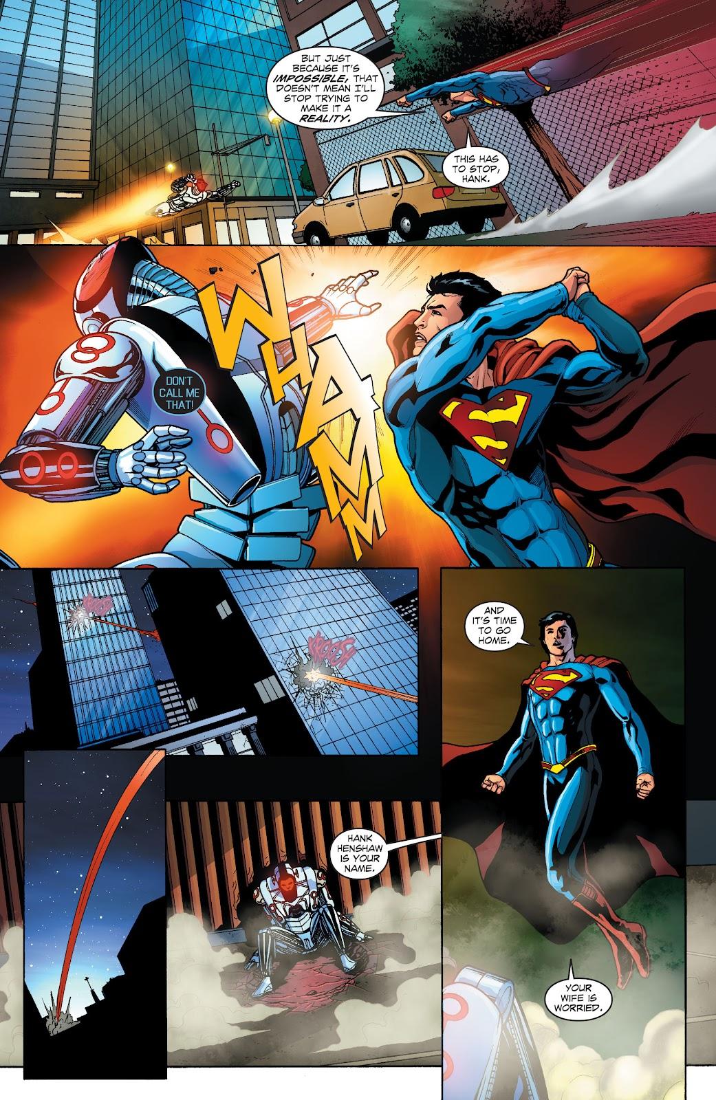 Read online Smallville Season 11 [II] comic -  Issue # TPB 1 - 115