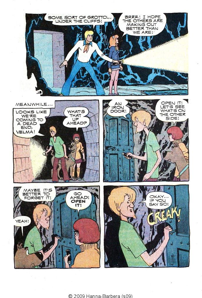 Read online Scooby-Doo... Mystery Comics comic -  Issue #20 - 13