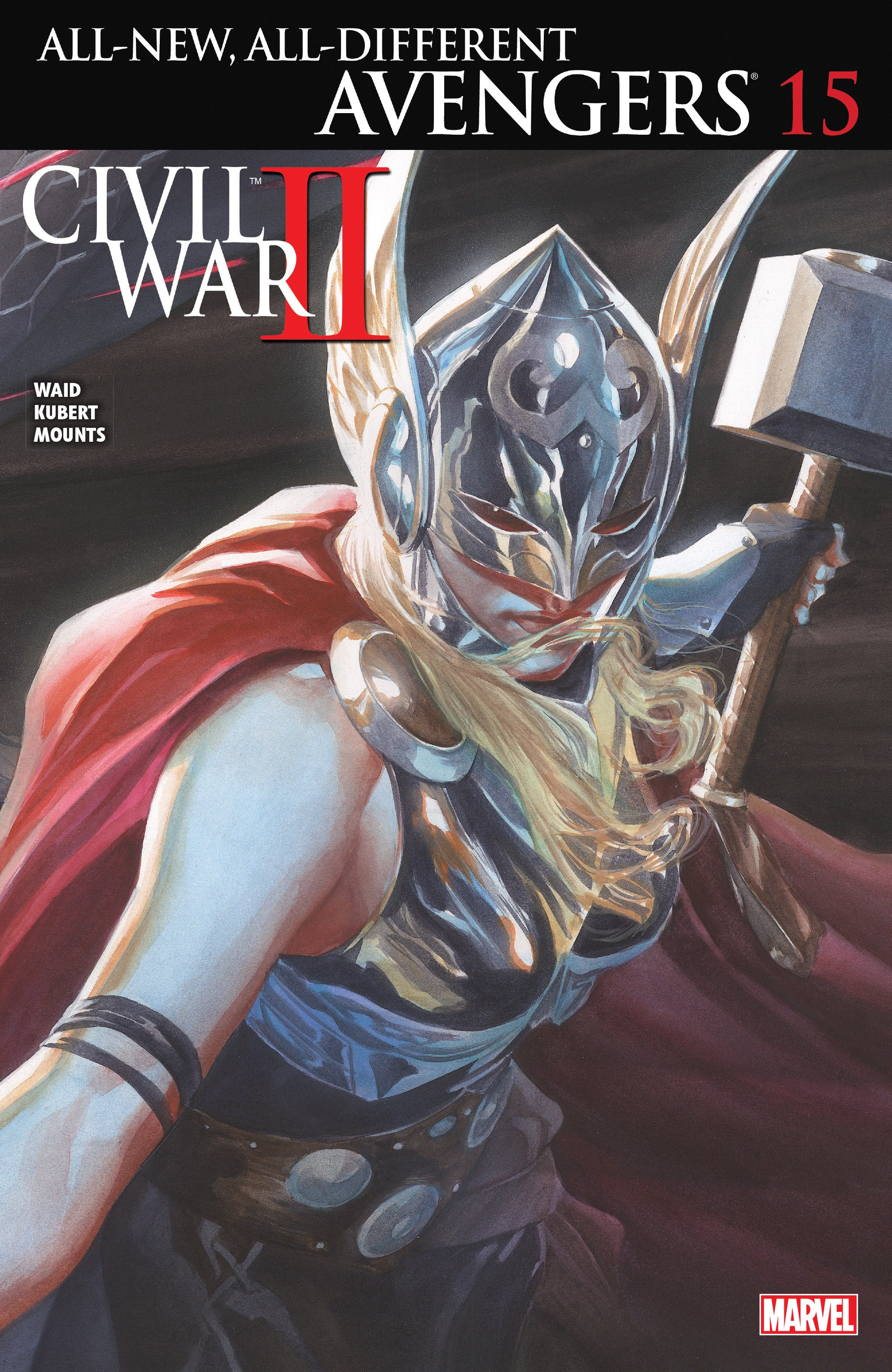 Read online All-New, All-Different Avengers comic -  Issue #15 - 1