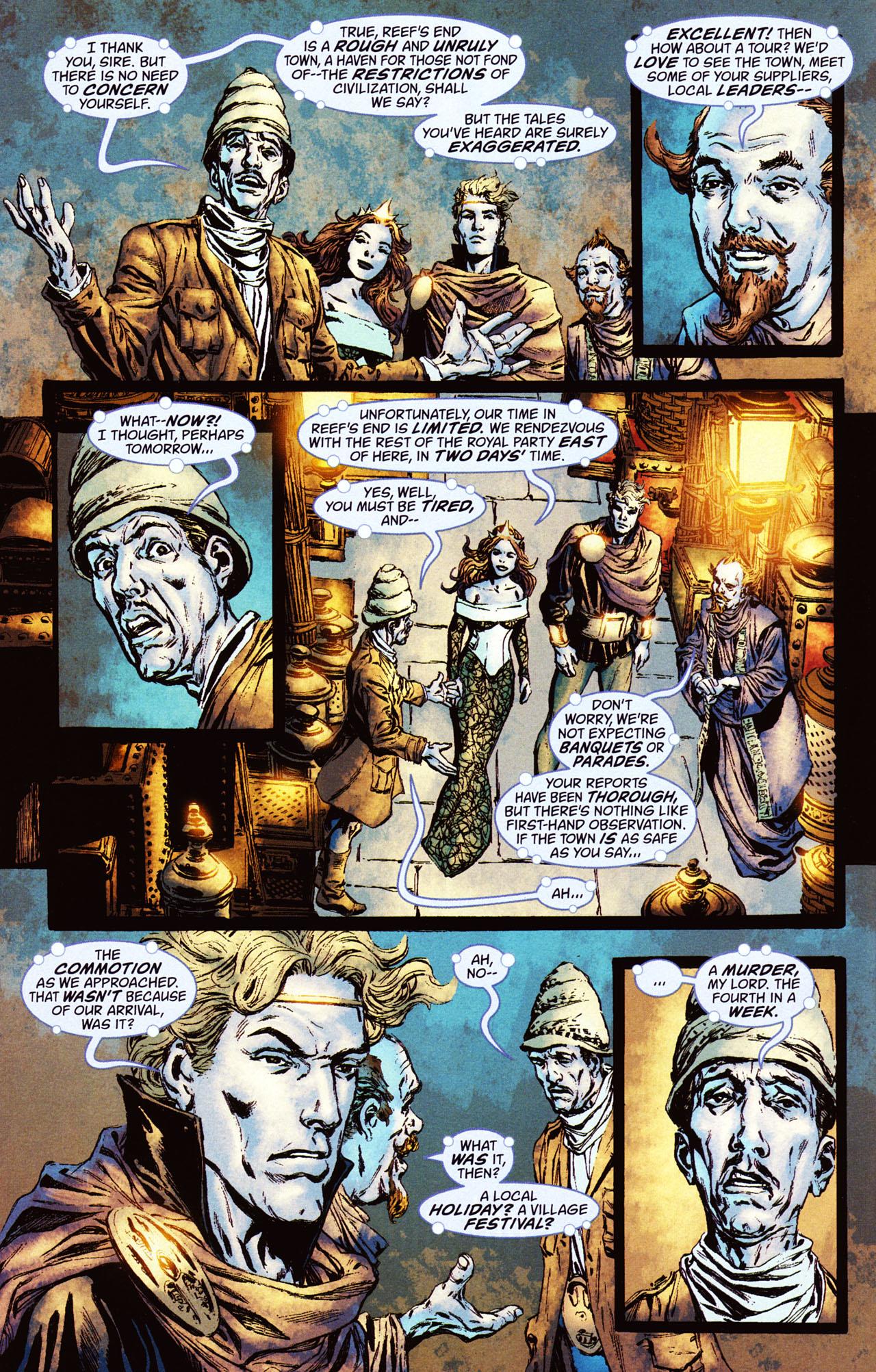 Read online Aquaman: Sword of Atlantis comic -  Issue #46 - 10