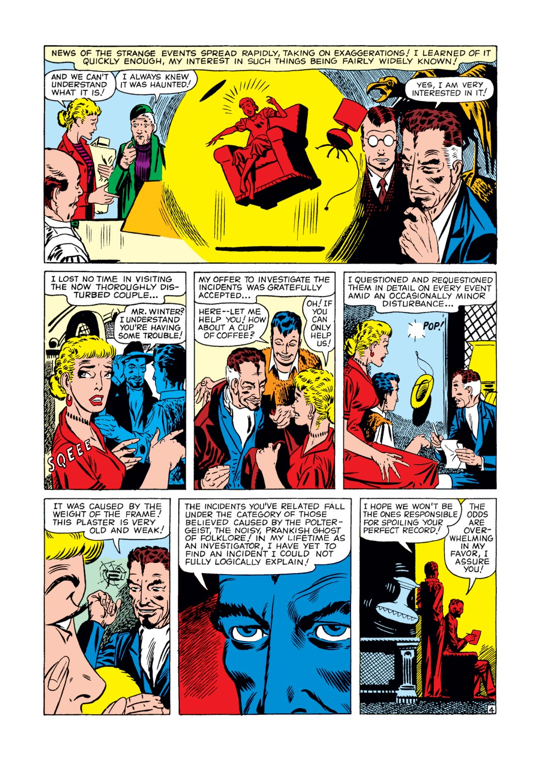 Tales to Astonish (1959) issue 1 - Page 12