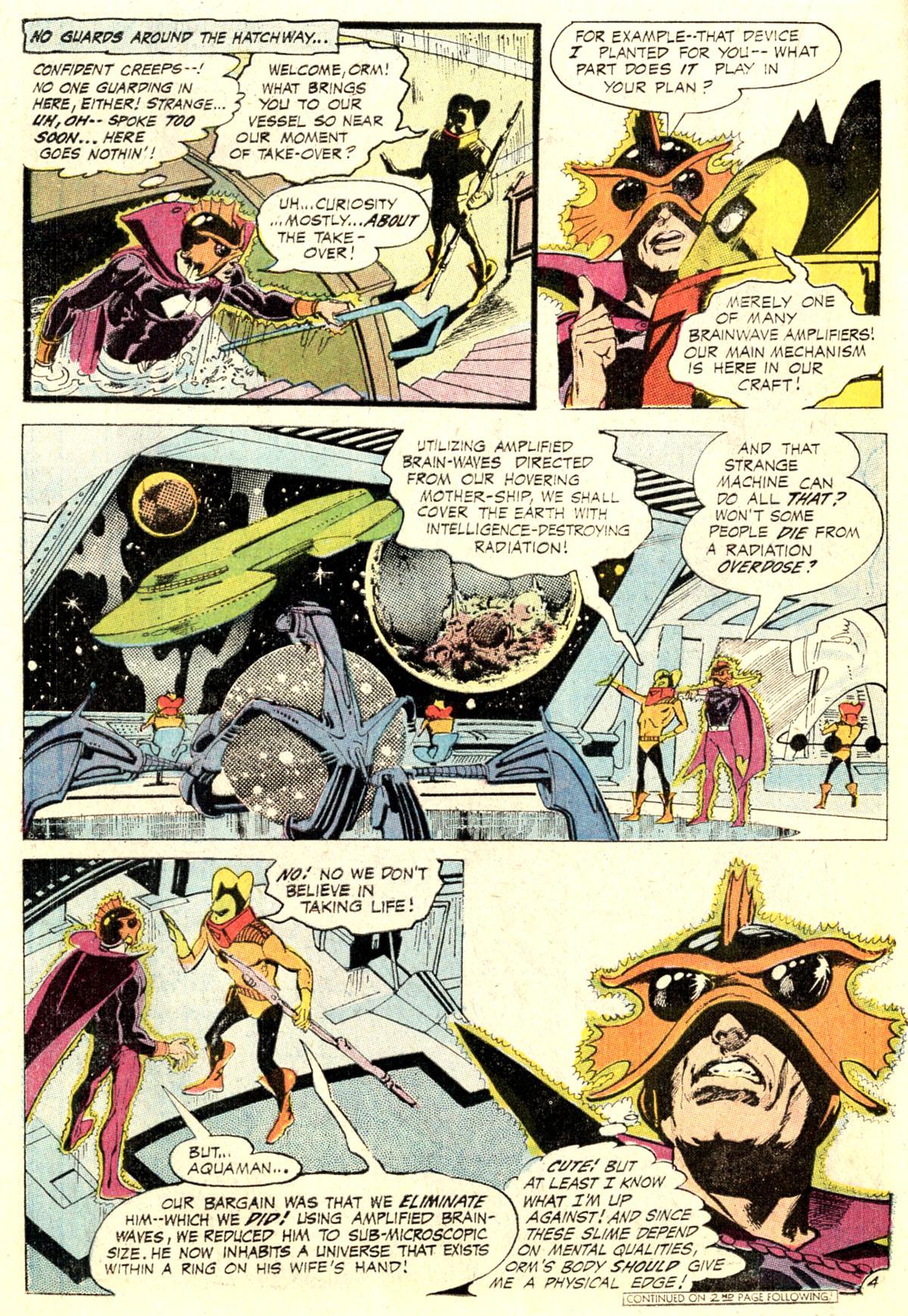 Read online Aquaman (1962) comic -  Issue #52 - 22