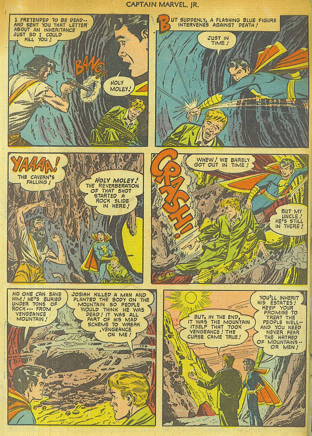 Captain Marvel, Jr. issue 96 - Page 50