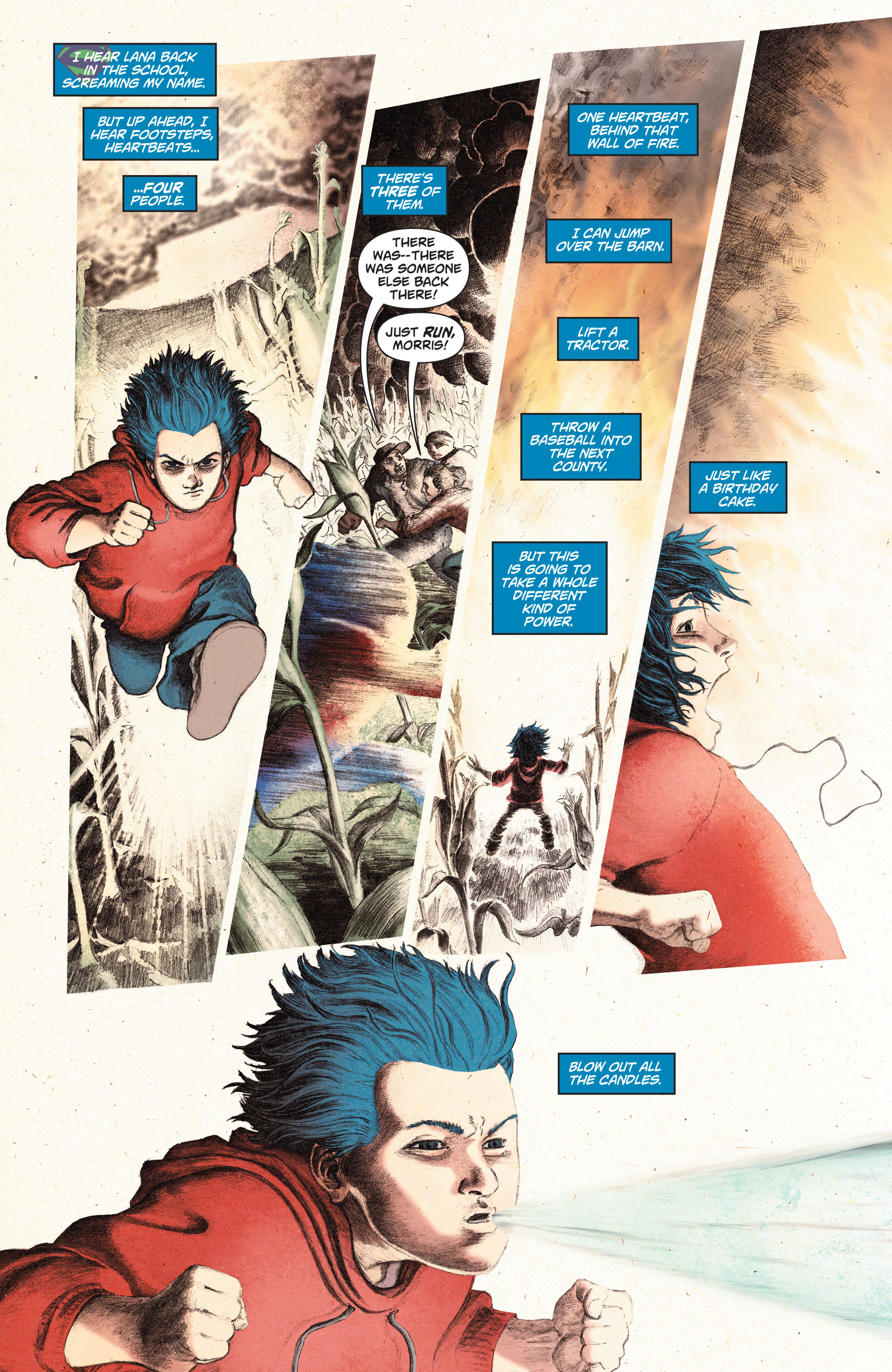 Read online Action Comics (2011) comic -  Issue #37 - 6