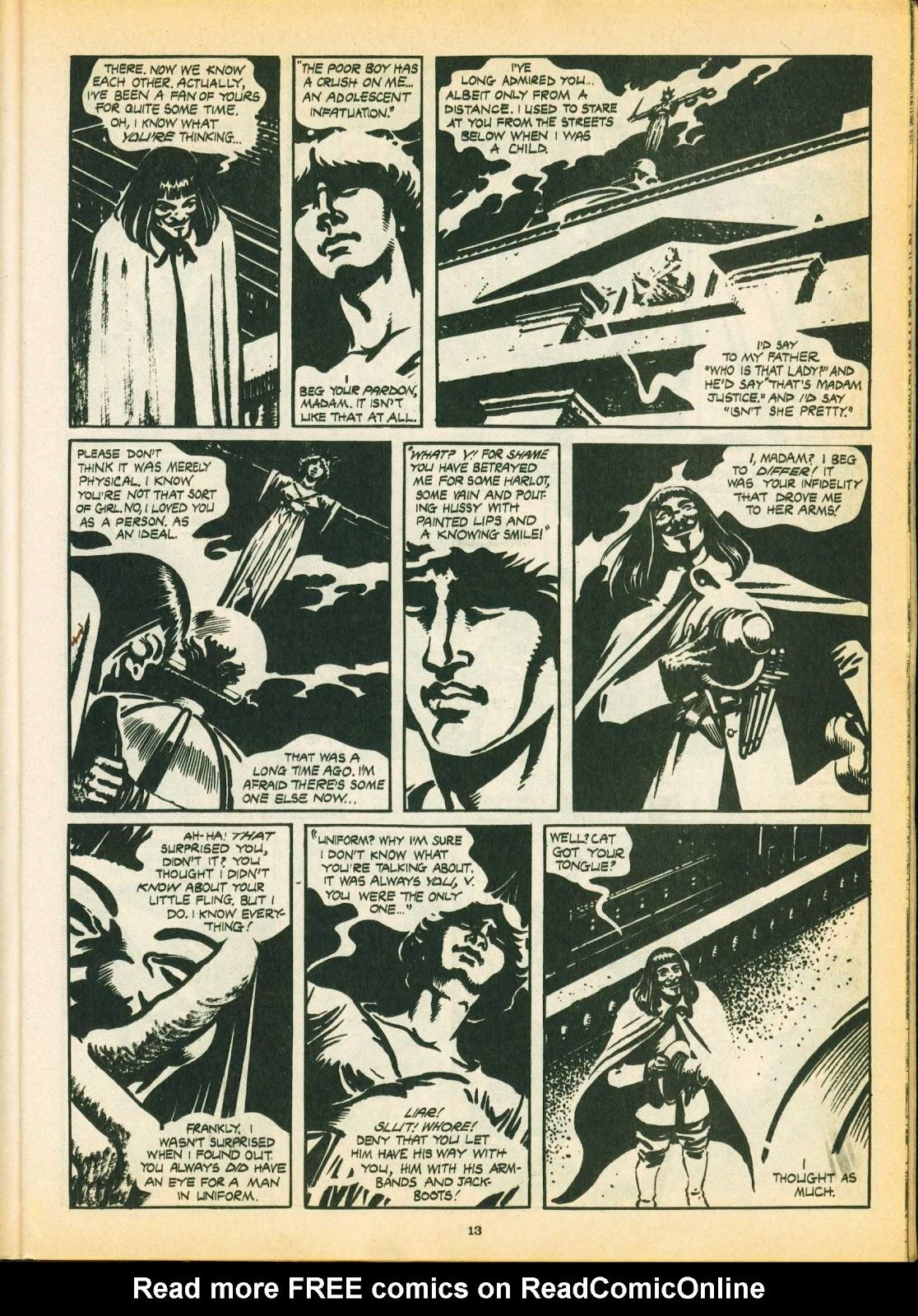 Warrior Issue #5 #6 - English 13