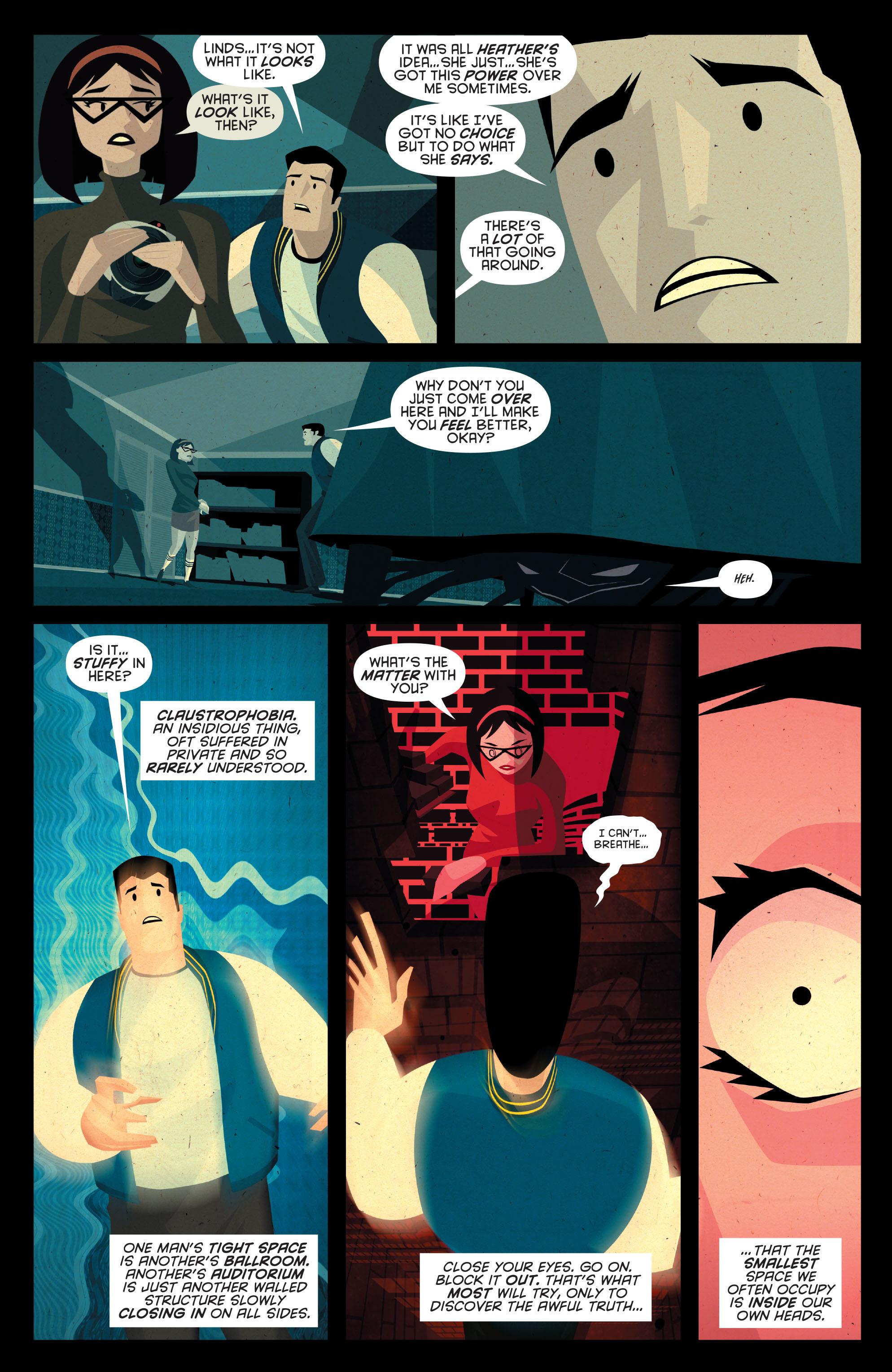 Read online Joker's Asylum: Scarecrow comic -  Issue # Full - 15