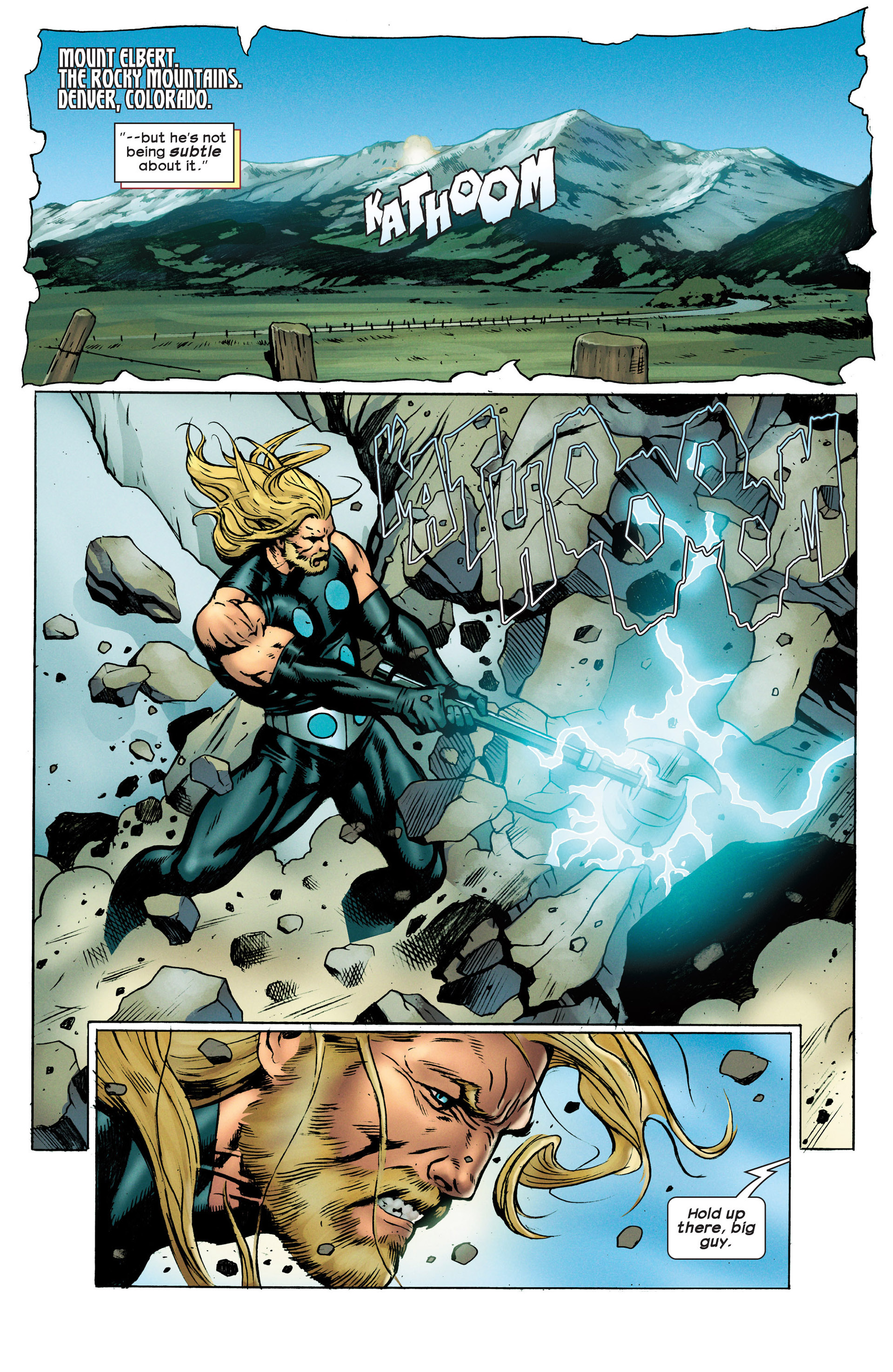 Read online Ultimate Comics Ultimates comic -  Issue #18.1 - 11