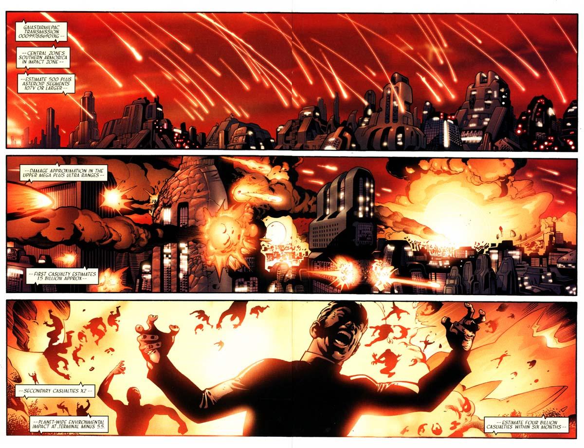 Read online Sigil (2000) comic -  Issue #23 - 33