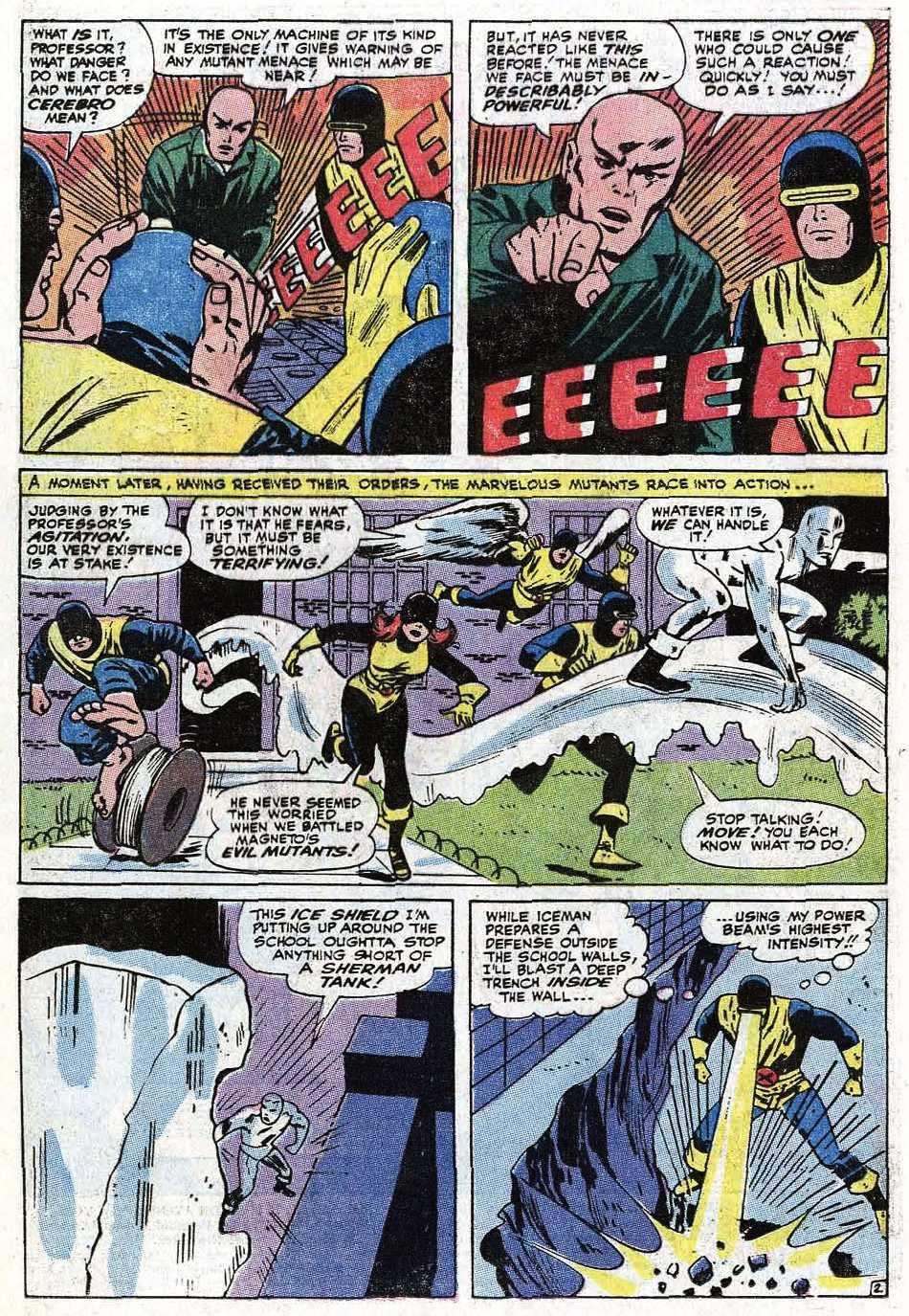 Uncanny X-Men (1963) issue 67 - Page 4