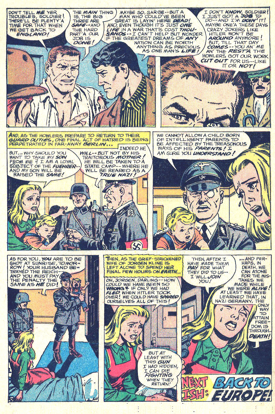 Read online Sgt. Fury comic -  Issue #146 - 33