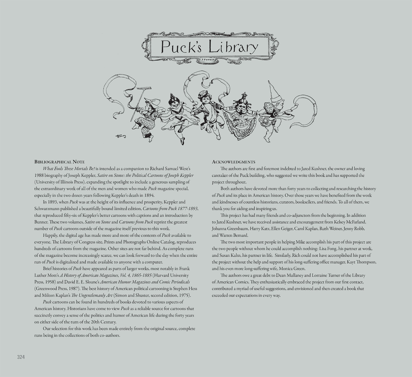 Read online What Fools These Mortals Be!: The Story of Puck Magazine comic -  Issue # TPB (Part 3) - 120