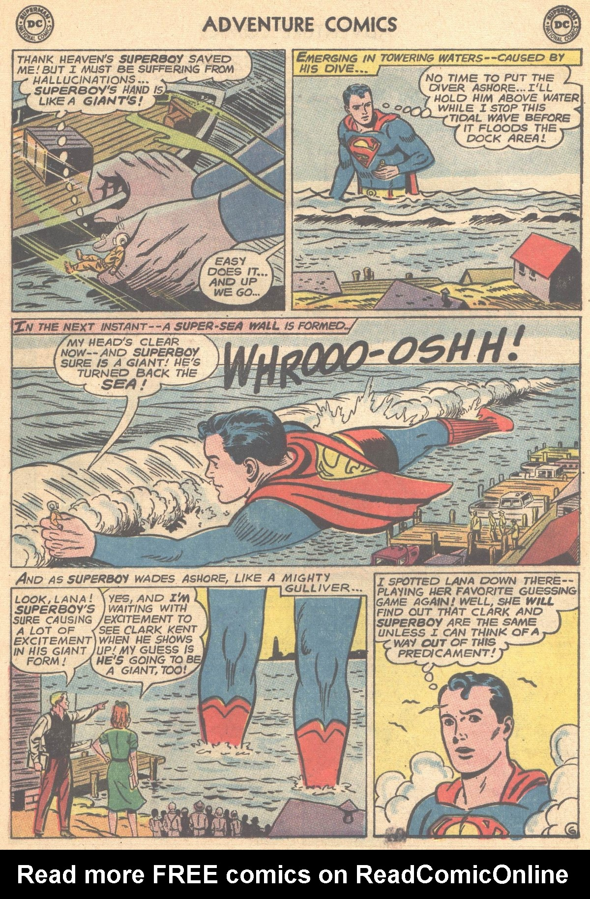 Read online Adventure Comics (1938) comic -  Issue #315 - 28