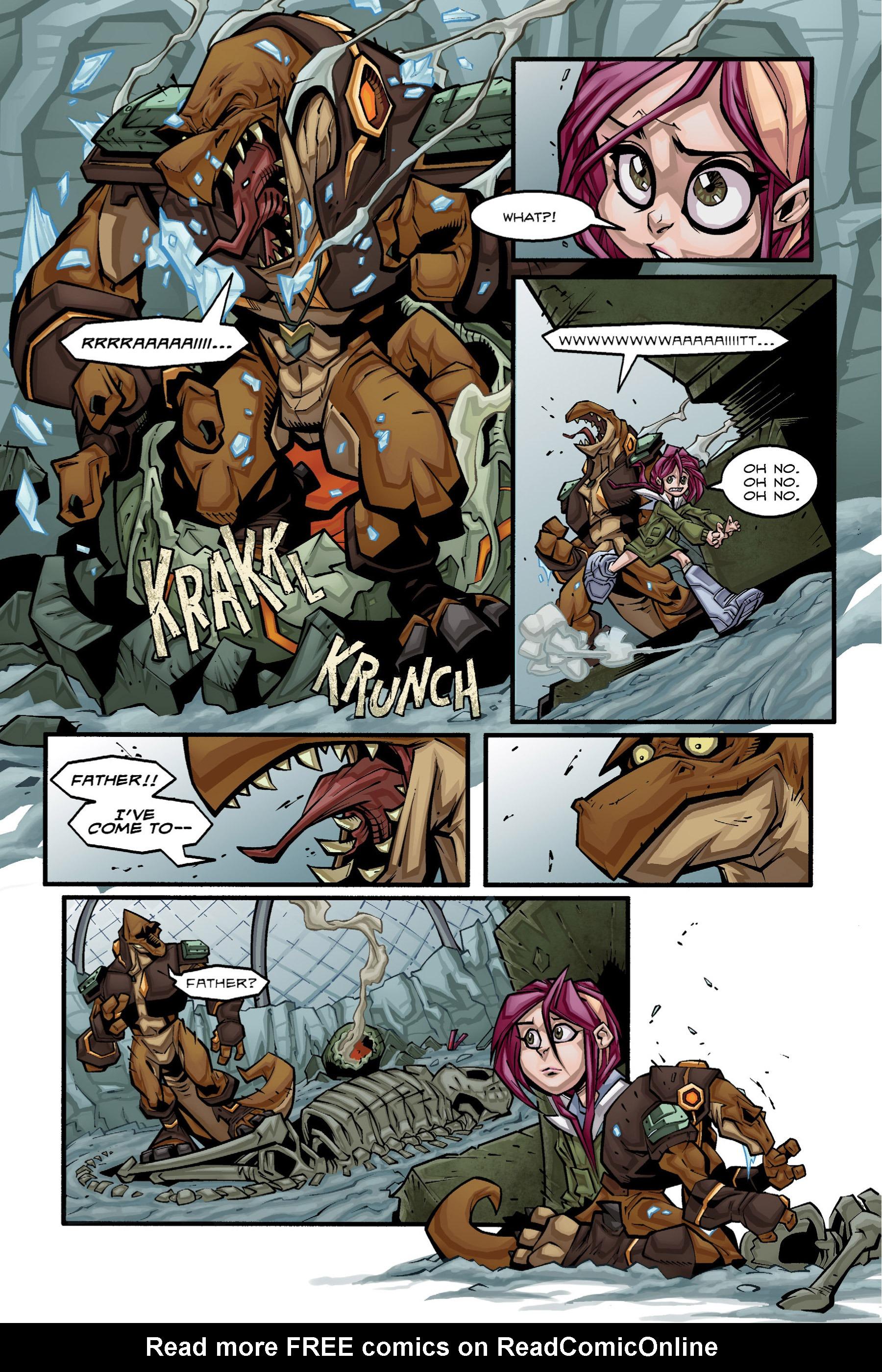 Read online Rexodus comic -  Issue # Full - 22